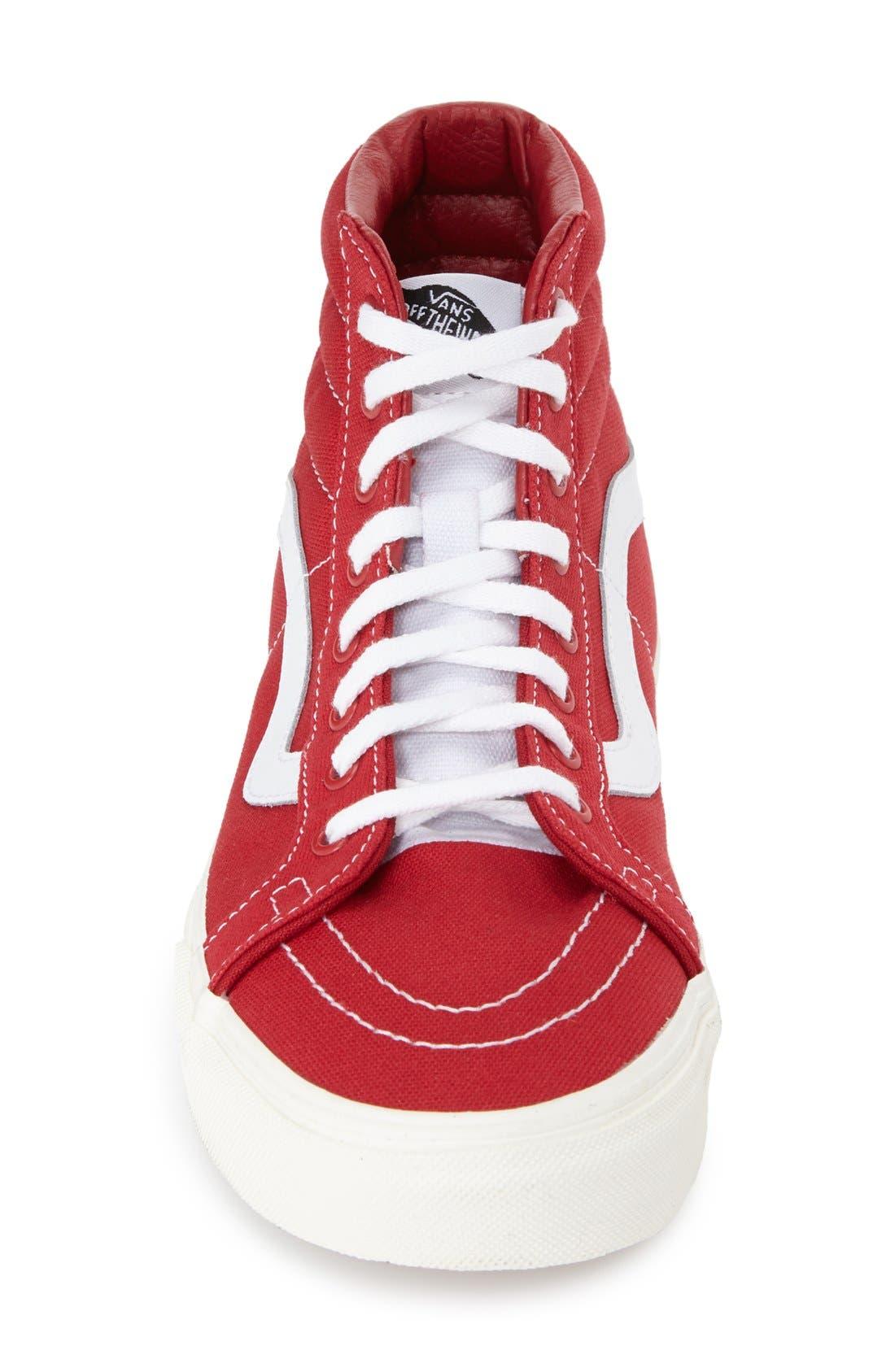 Alternate Image 3  - Vans 'Sk8-Hi Reissue' Sneaker (Men)