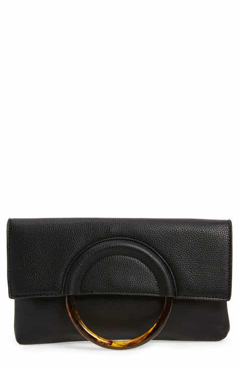 BP. Ring Handle Classic Clutch