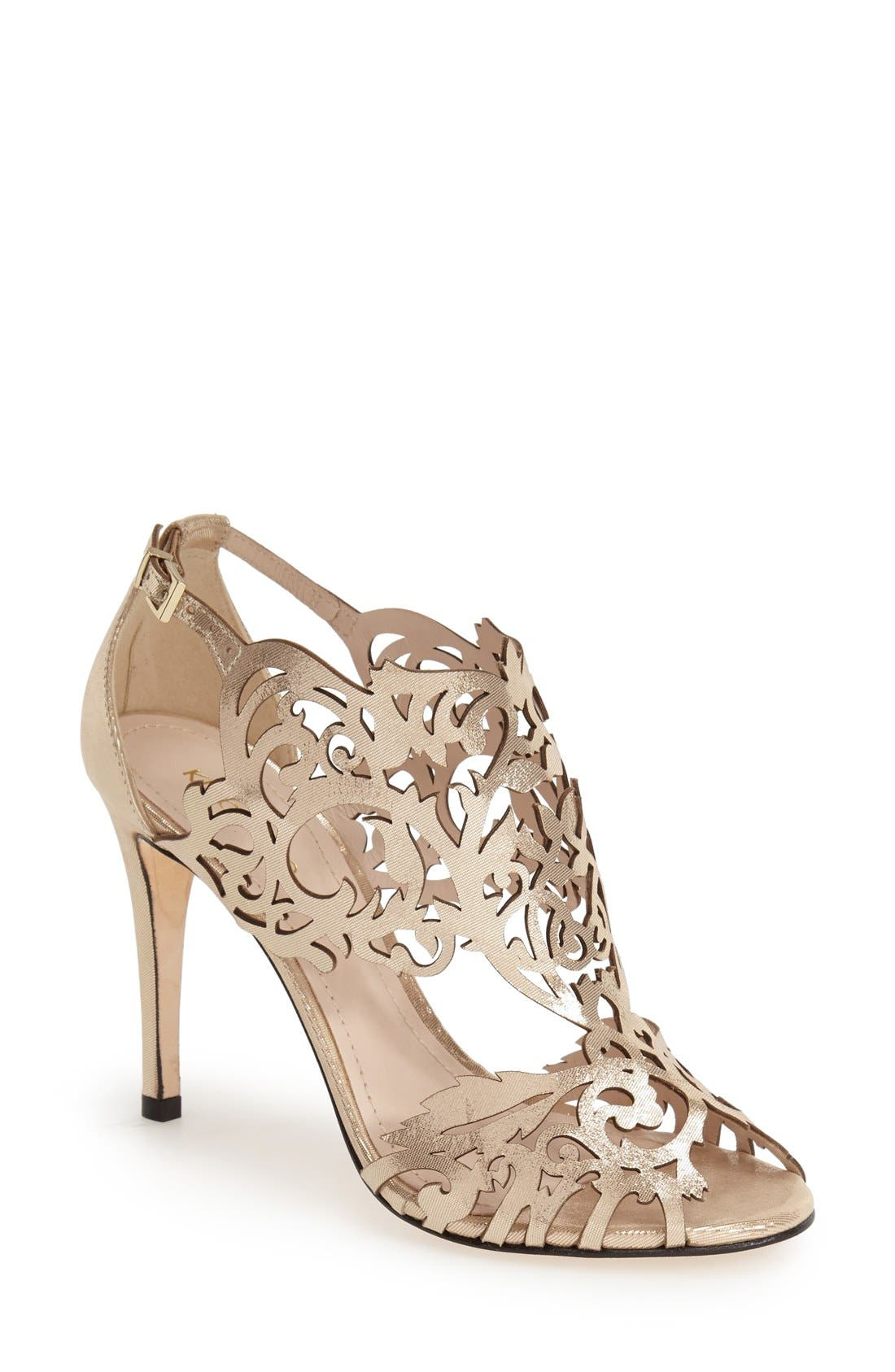 Klub Nico Marcela Laser Cutout Sandal (Women)