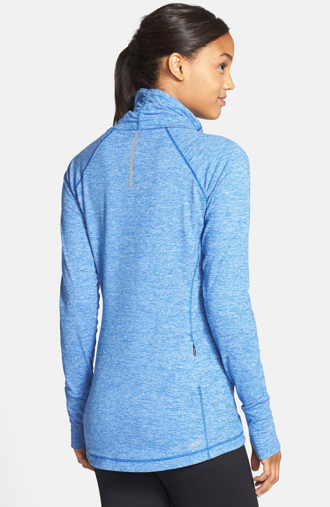 Alternate Image 2  - New Balance Space Dye Knit Pullover