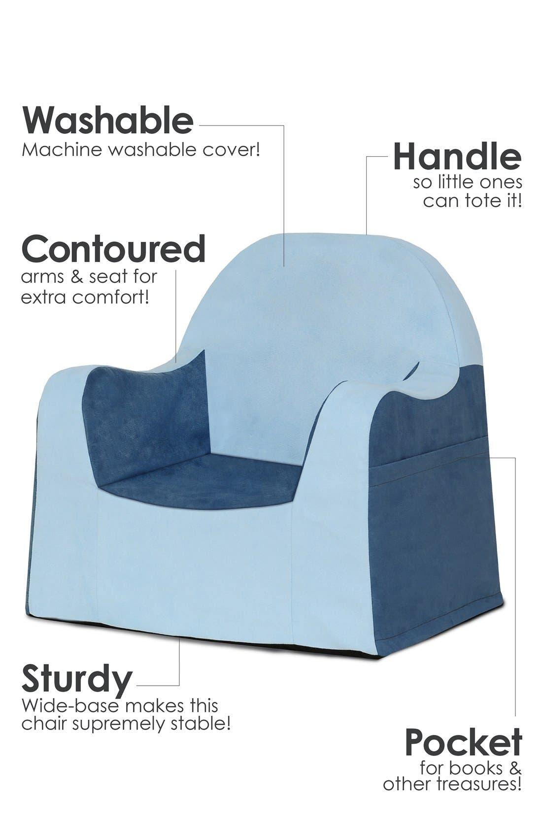 Alternate Image 4  - P'kolino 'Personalized Little Reader' Chair (Toddler)