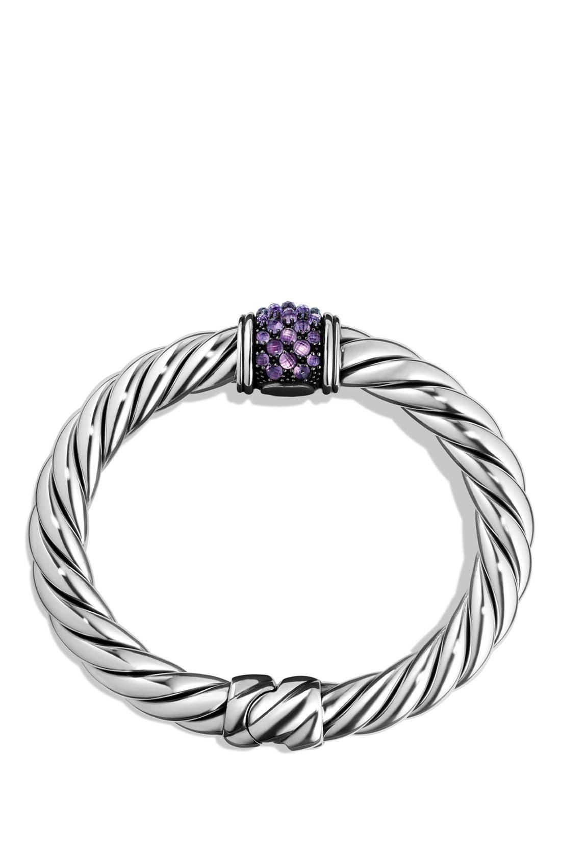 Alternate Image 2  - David Yurman 'Osetra' Bracelet with Semiprecious Stone