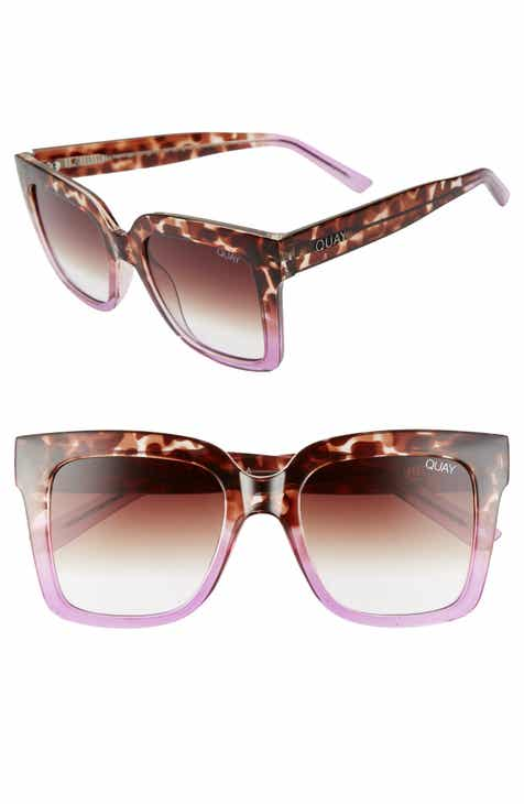 Quay Australia Icy 58mm Ombré Sunglasses