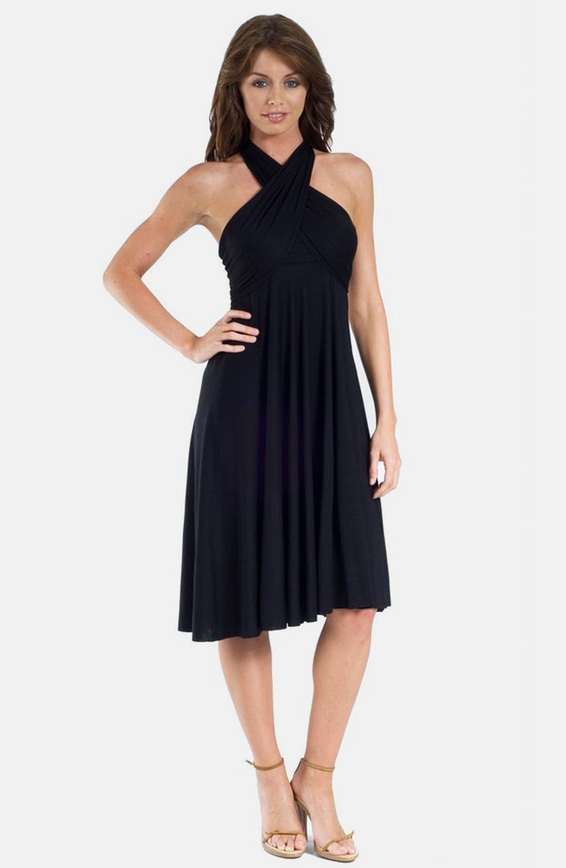 Alternate Image 12  - Elan Convertible Cover-Up Dress