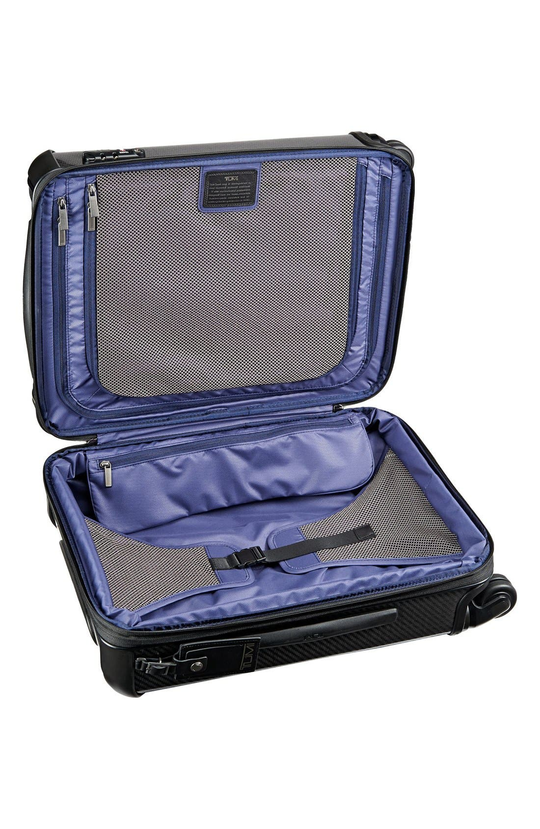 Tegra-Lite<sup>®</sup> Max 22-Inch Continental Expandable Carry-On,                             Alternate thumbnail 6, color,                             Black Graphite