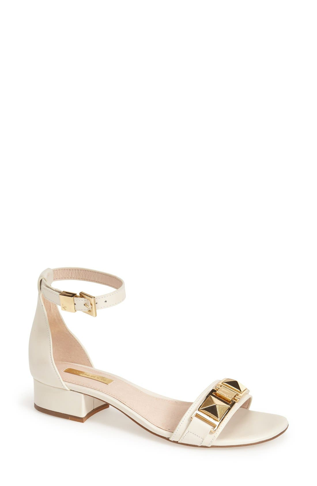 Alternate Image 1 Selected - Louise et Cie 'Isabelle' Ankle Strap Sandal (Women)