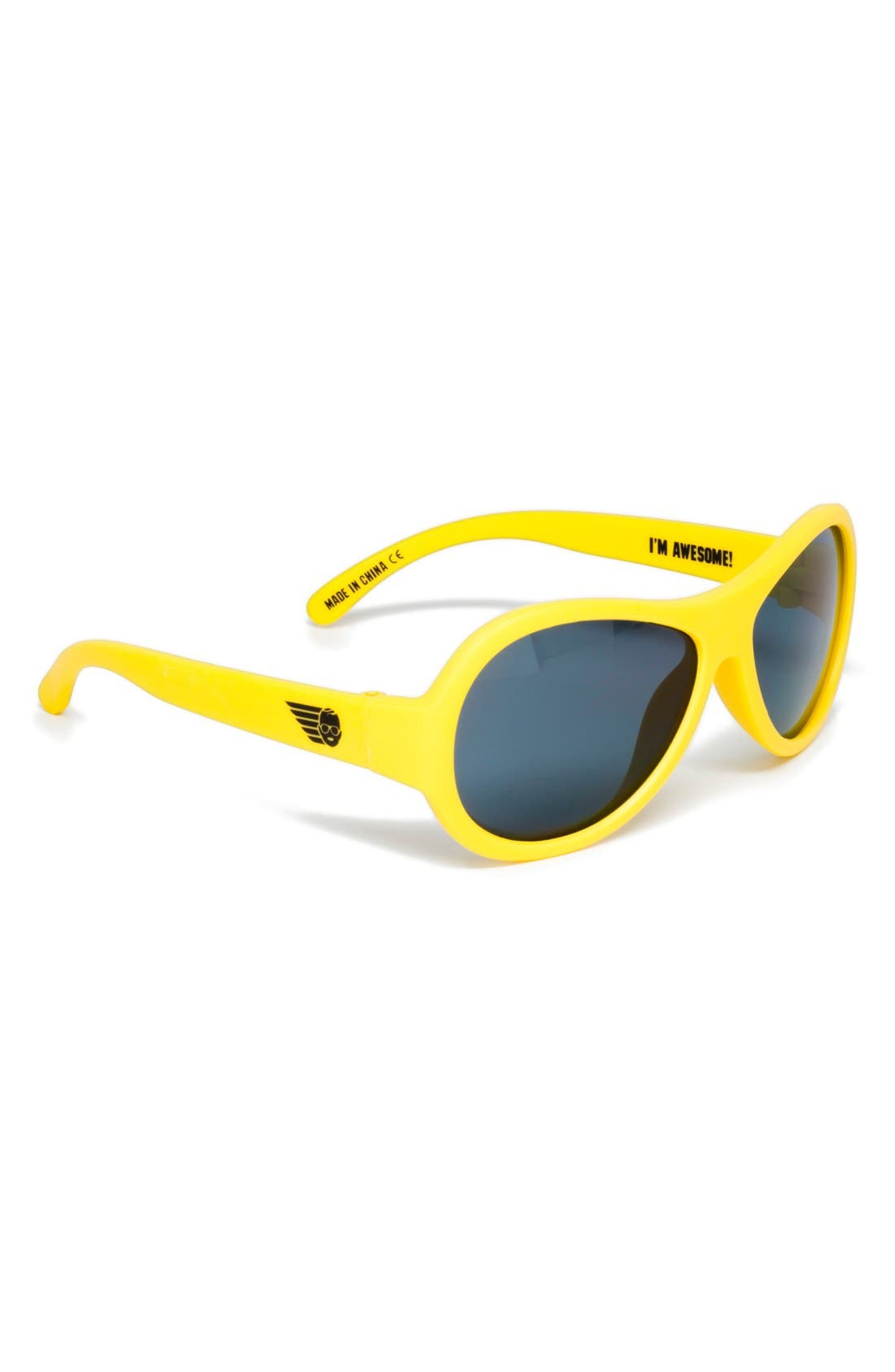 Alternate Image 2  - Babiators 'Junior Babiators' Sunglasses (Baby & Toddler)