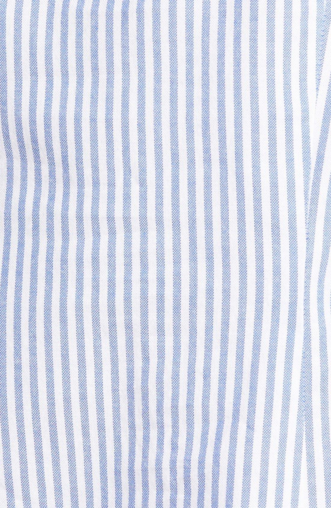 Alternate Image 3  - Vineyard Vines Oxford Stripe Shirt