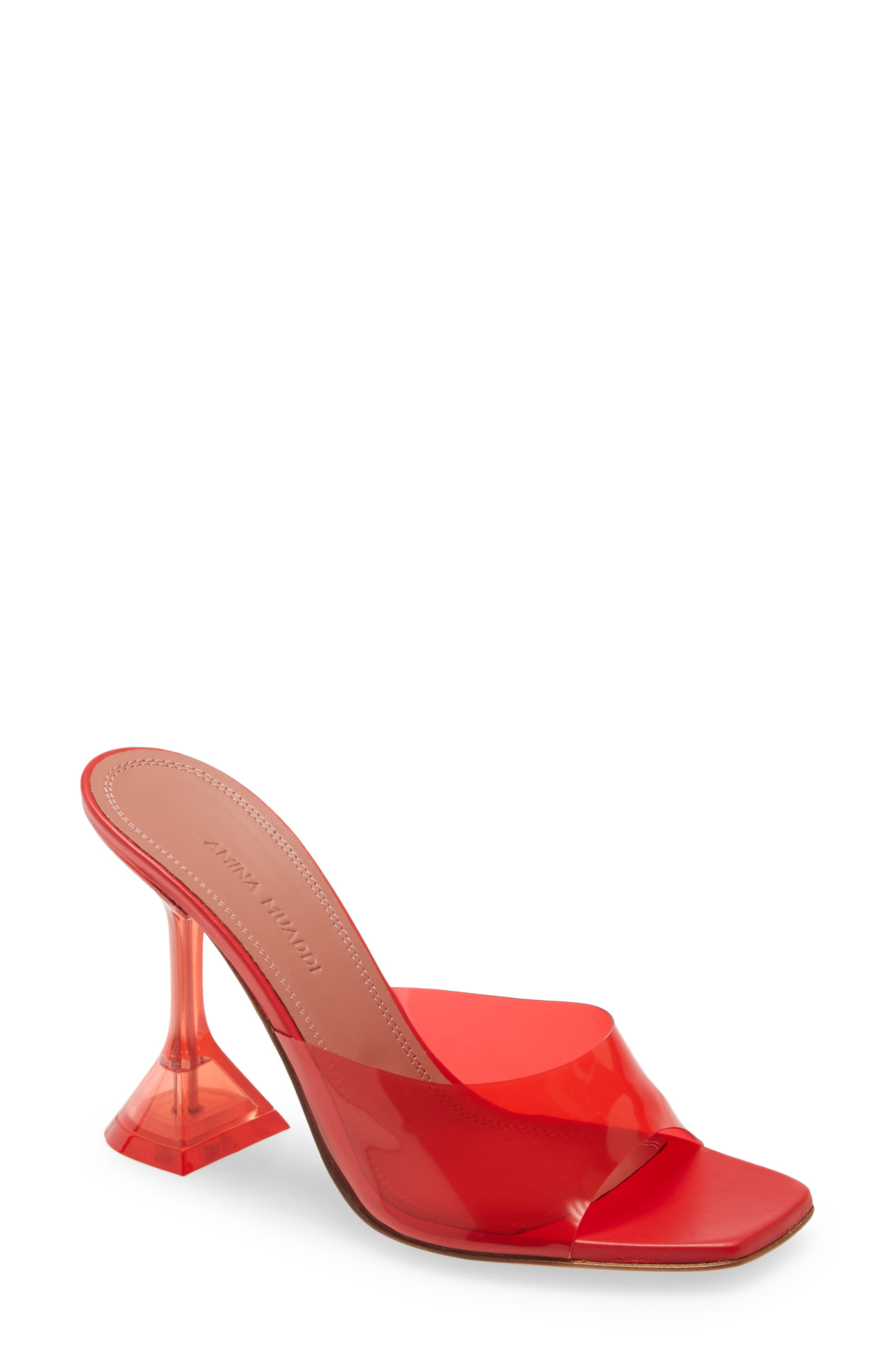 Women's Red Sandals and Flip-Flops
