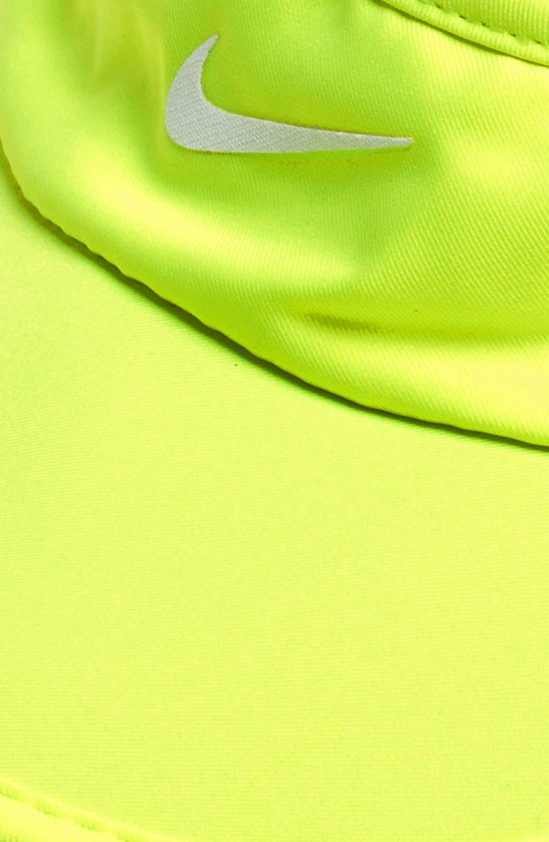 Alternate Image 2  - Nike 'Feather Light 2.0' Dri-FIT Visor