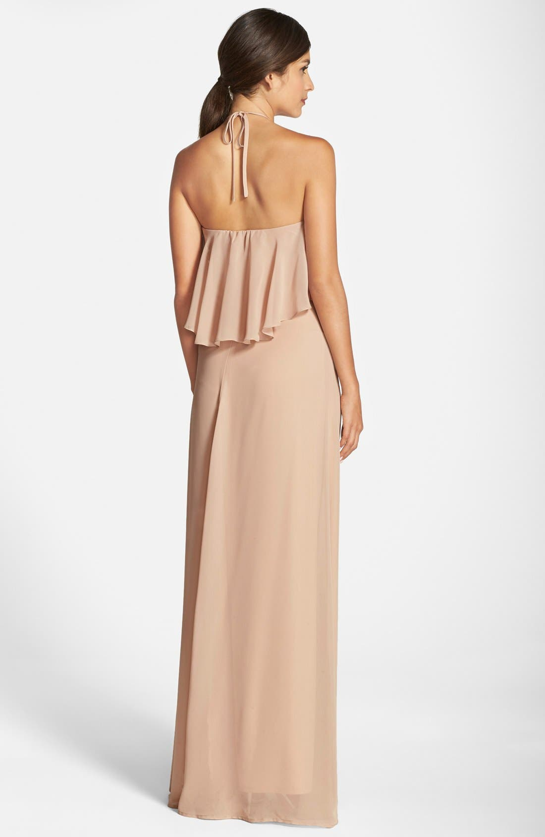 Amsale bridesmaid dresses nordstrom ombrellifo Choice Image