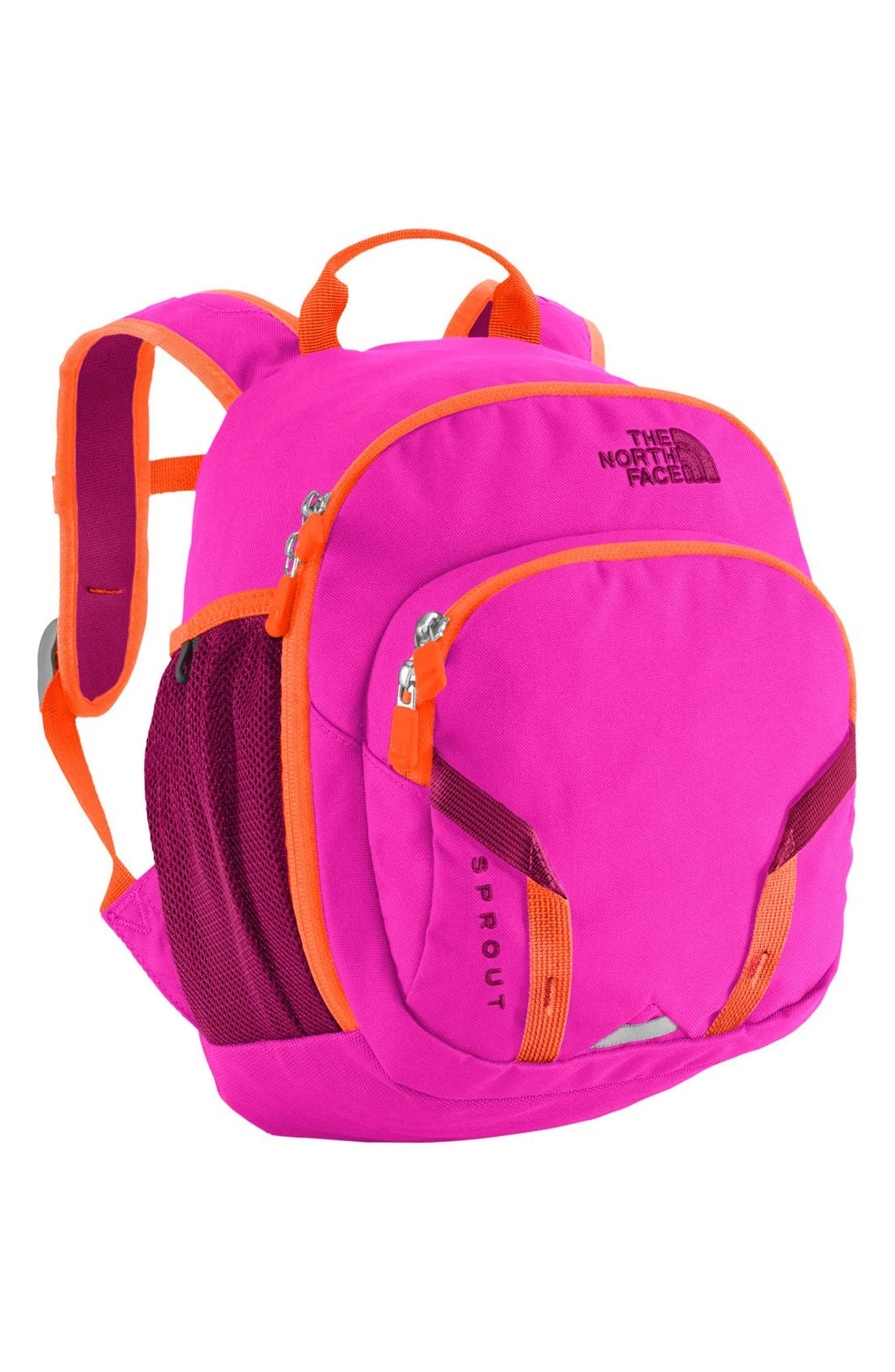 Alternate Image 1 Selected - The North Face 'Sprout' Backpack (Toddler Girls)