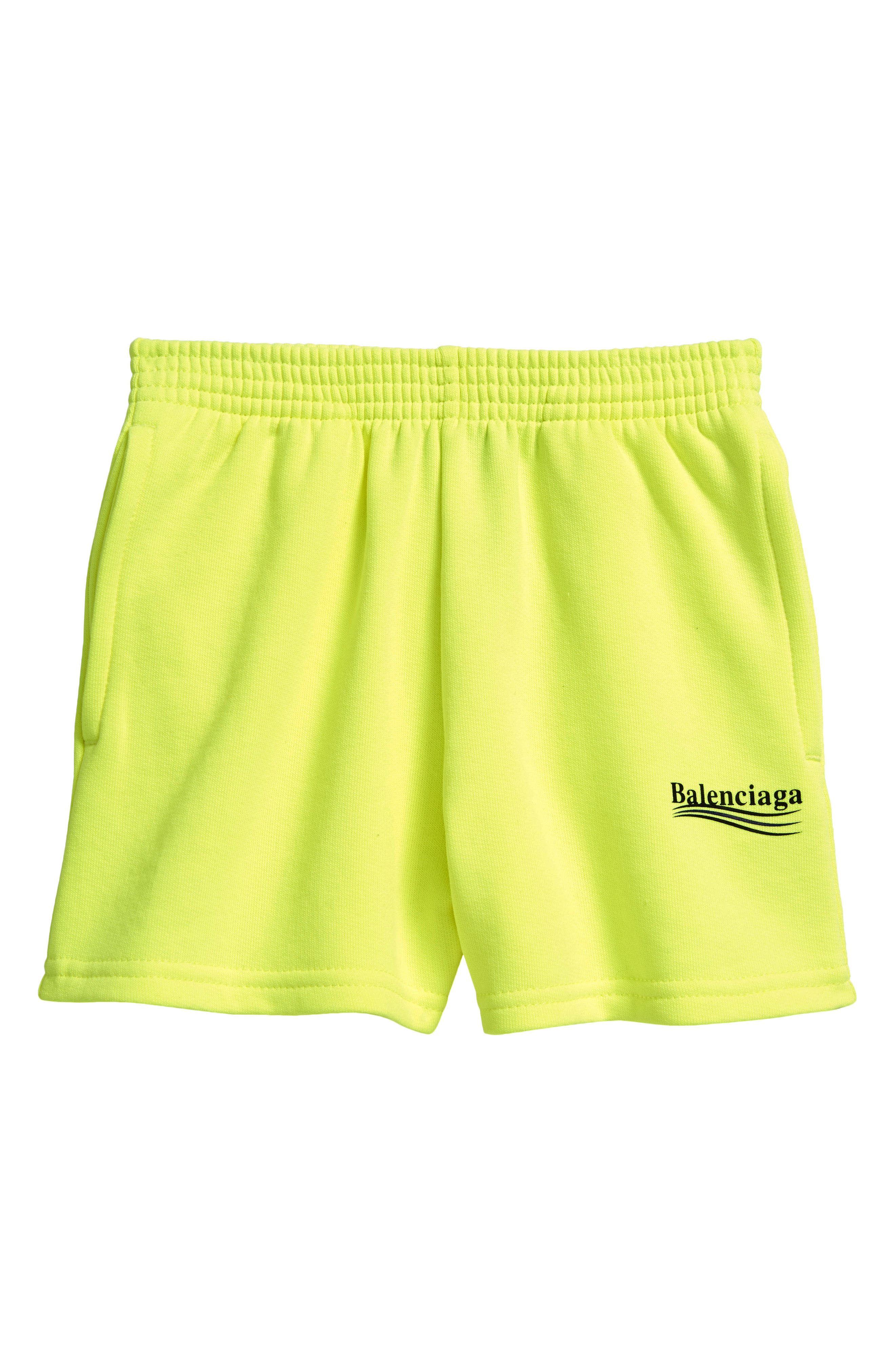 Kid Nation Kids Unisex 100/% Cotton Casual Pull On Shorts for Boys and Girls 4-12 Years