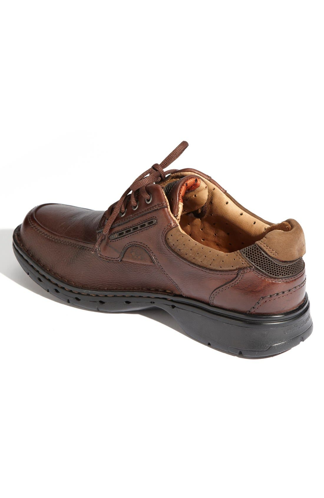 Alternate Image 2  - Clarks® 'Un.Bend' Oxford   (Men)