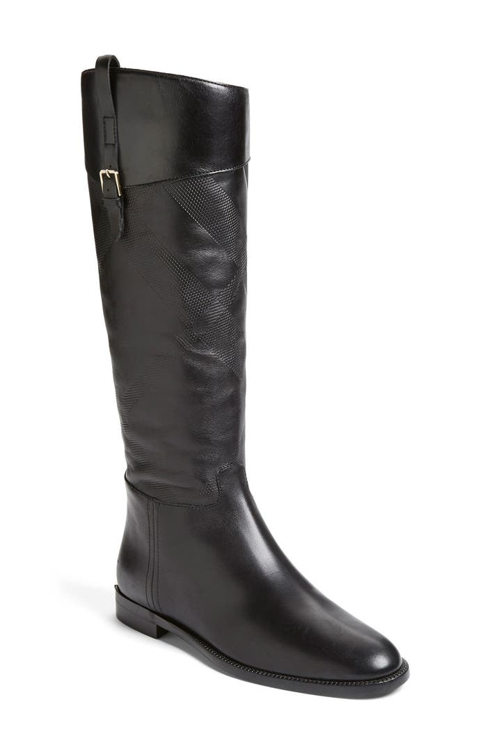 Burberry 'Copse' Riding Boot (Women)   Nordstrom