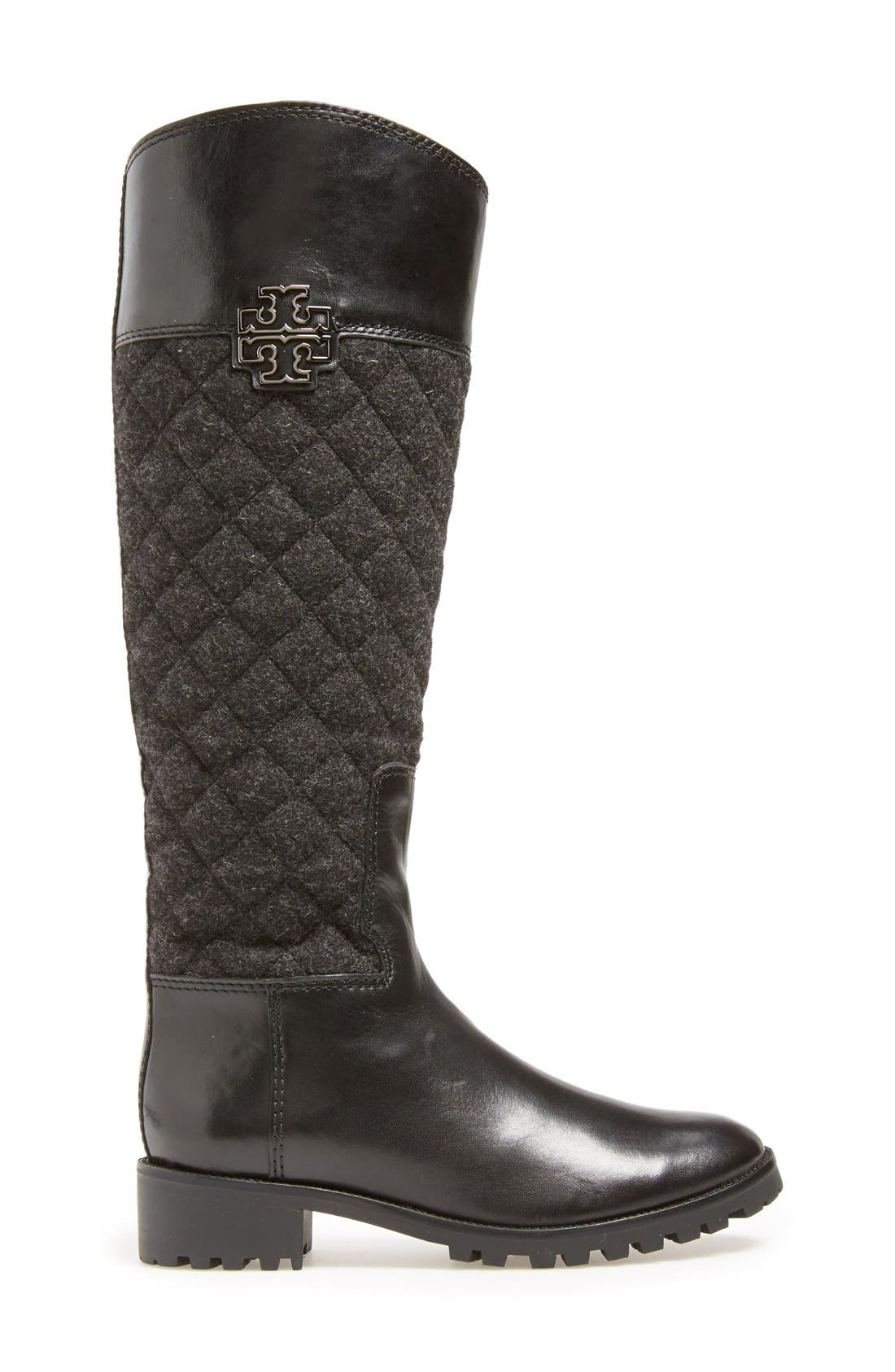 Alternate Image 4  - Tory Burch 'Melinda' Riding Boot (Women) (Nordstrom Exclusive)