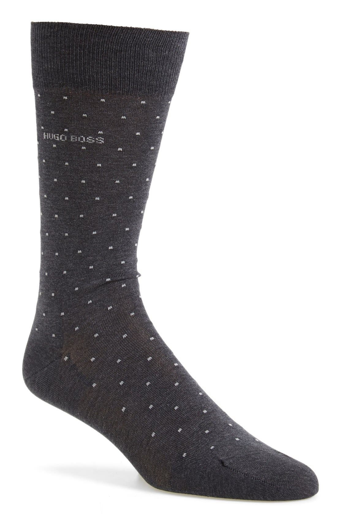 BOSS Frank Dot Socks