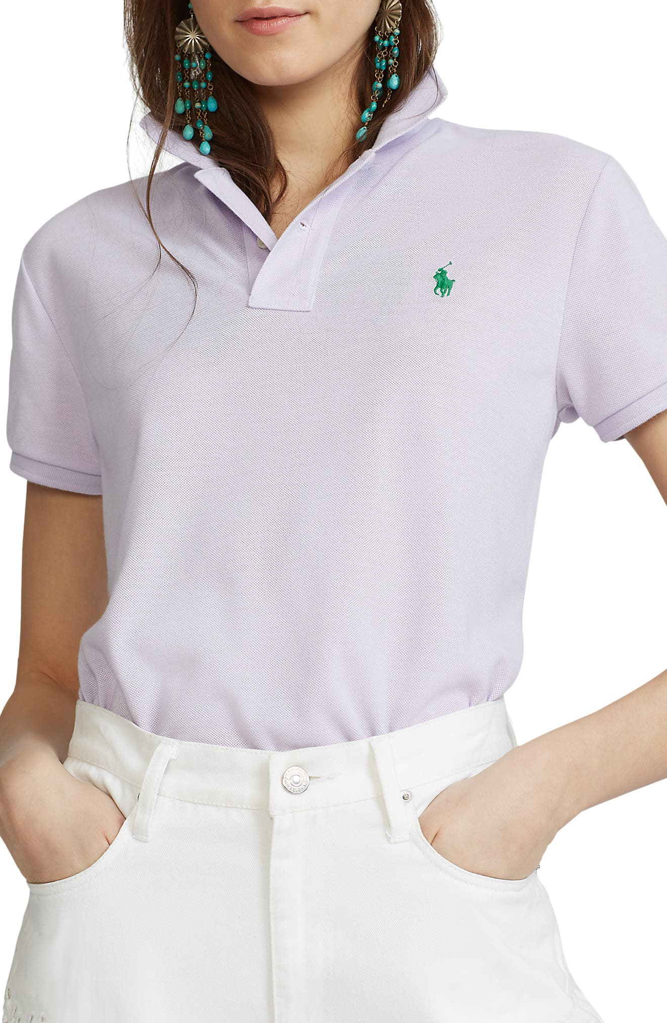Women's Polo Ralph Lauren Tops | Nordstrom