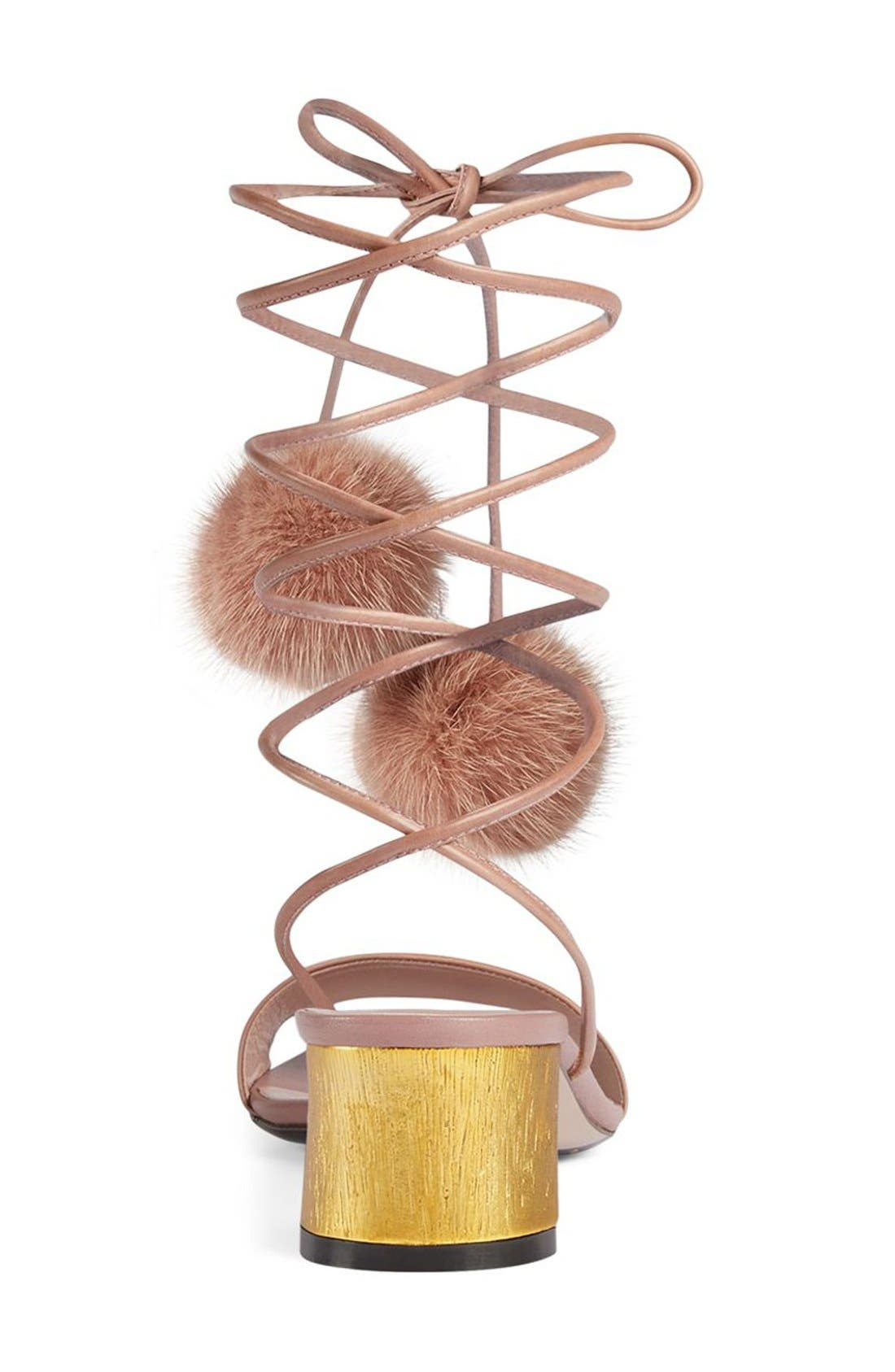 Alternate Image 2  - Gucci 'Heloise' Sandal (Women)