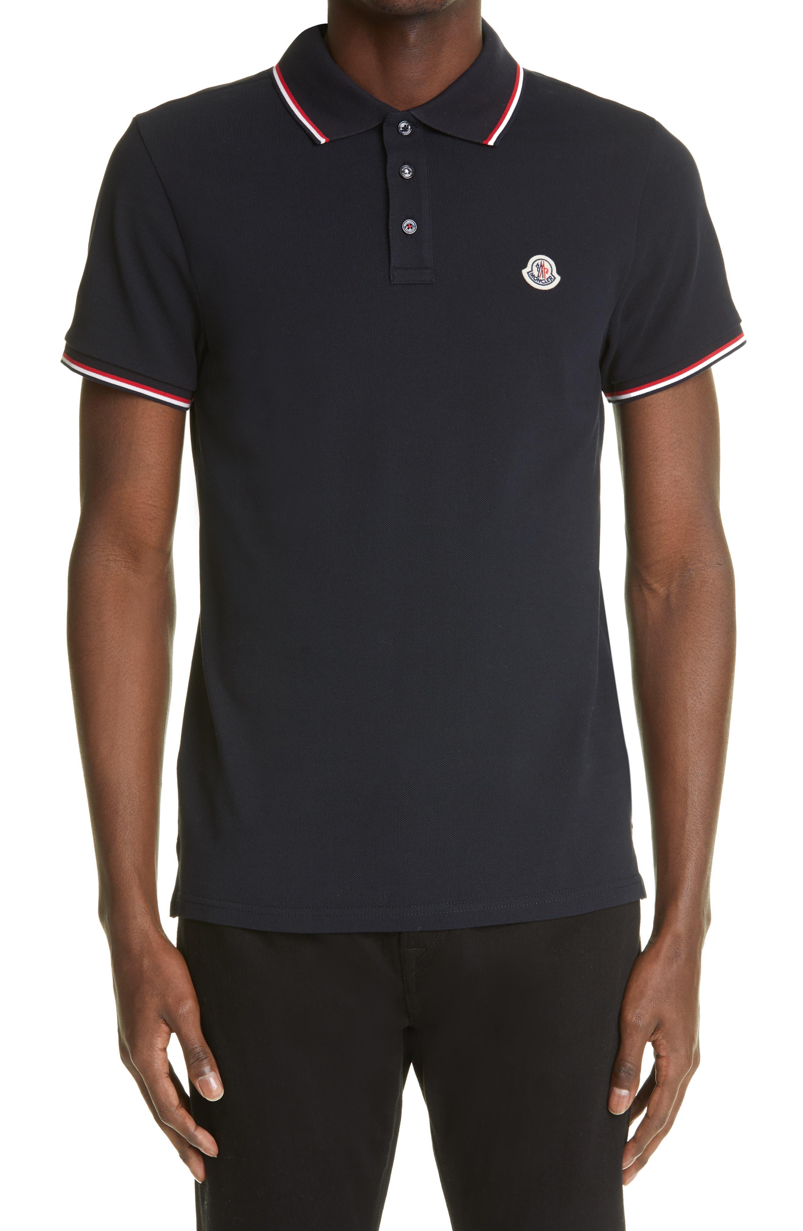Men's Moncler Polo Shirts | Nordstrom