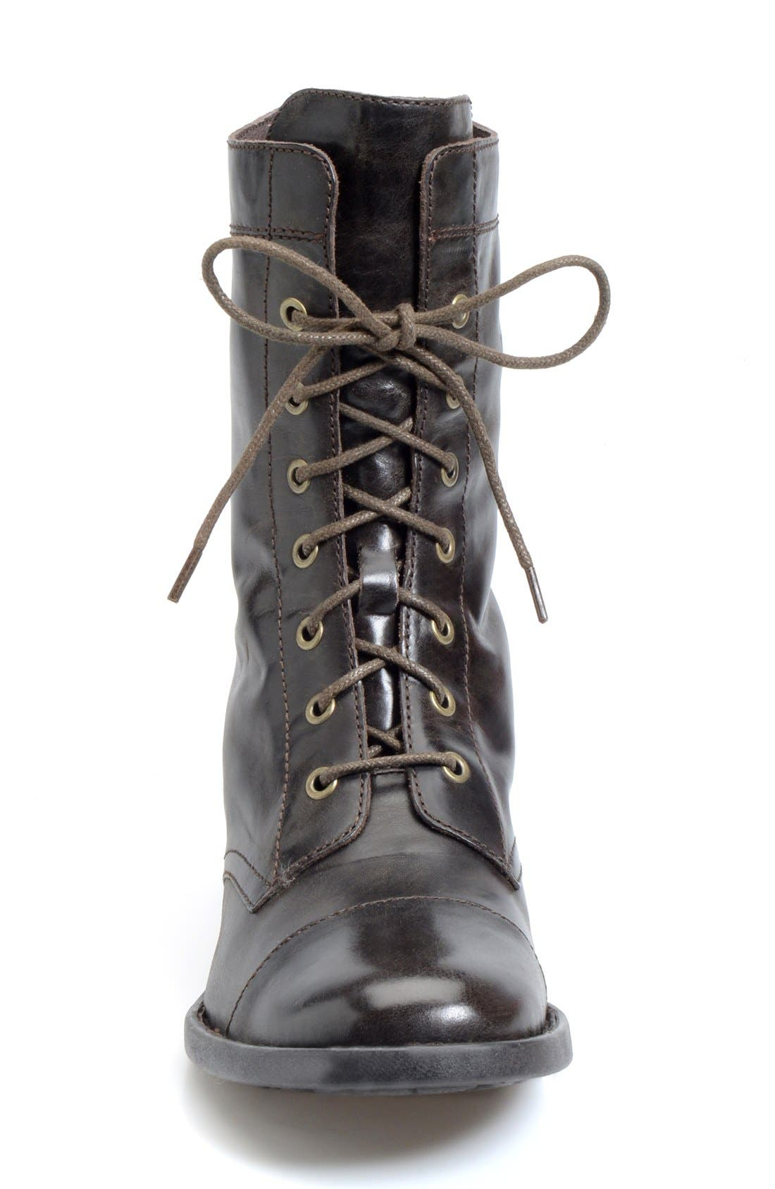 Alternate Image 3  - Børn 'Livingston' Combat Boot (Women)