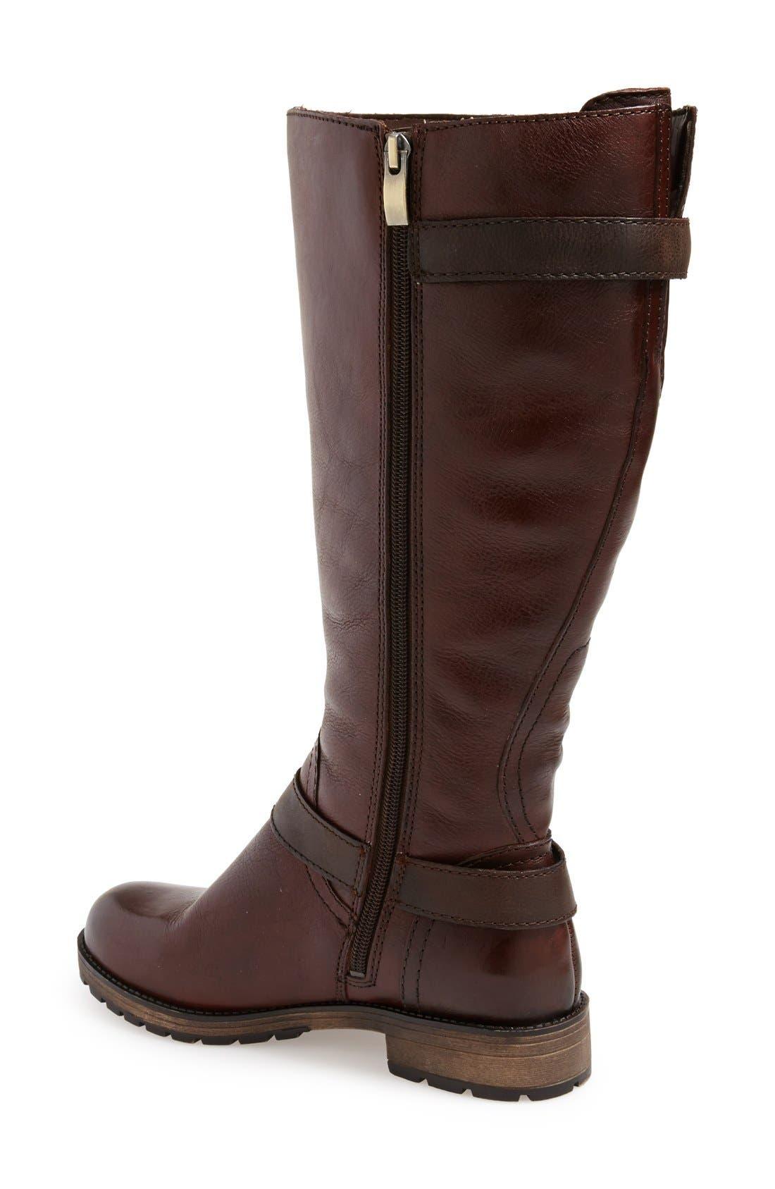 Alternate Image 3  - Naturalizer 'Tanita' Boot (Women) (Wide Calf)