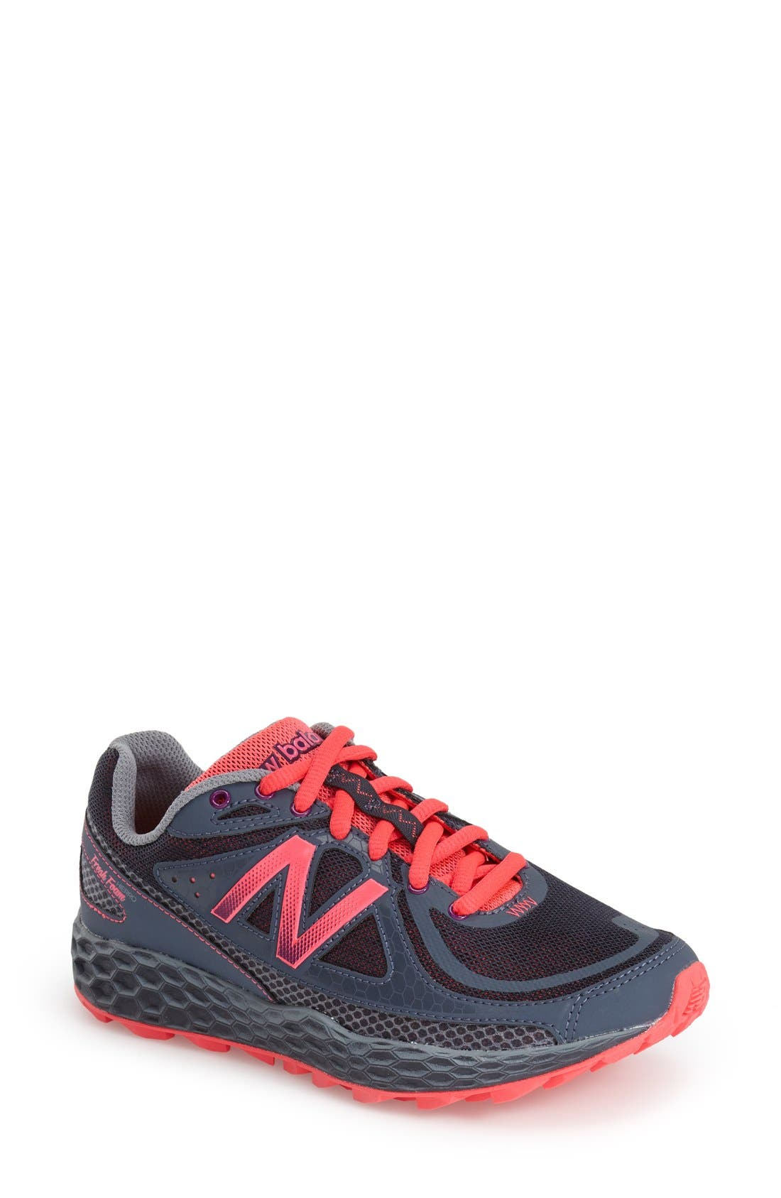 Alternate Image 1 Selected - New Balance 'Fresh Foam Hierro' Trail Running Shoe (Women)