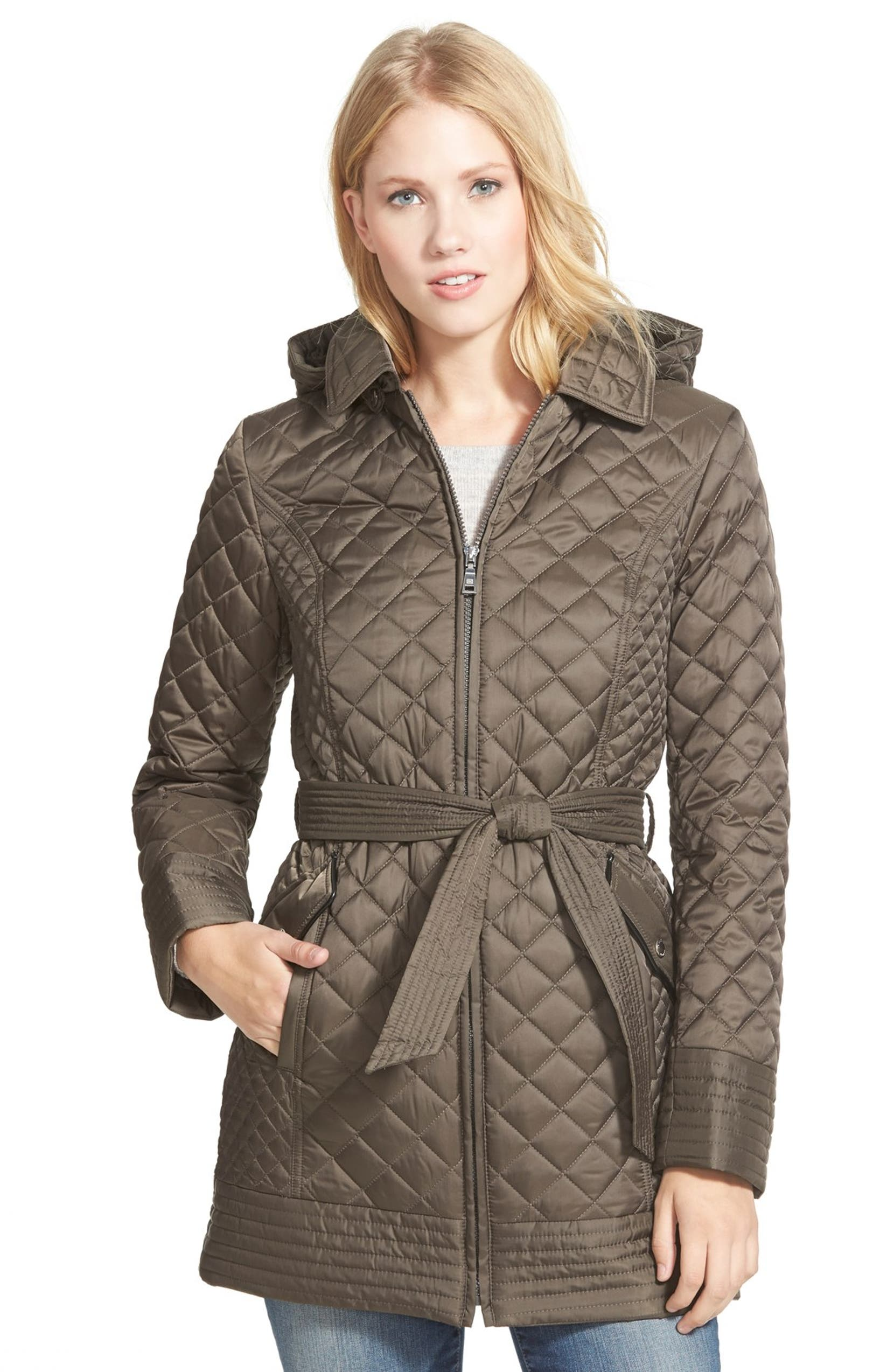 Laundry By Design Hooded Quilted Jacket Best Quilt Grafimage