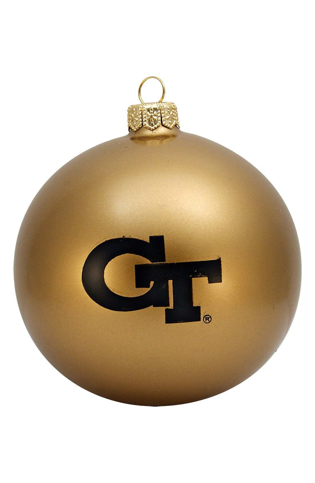 Alternate Image 2  - Joy to the World Collectibles 'Collegiate' Ball Ornament
