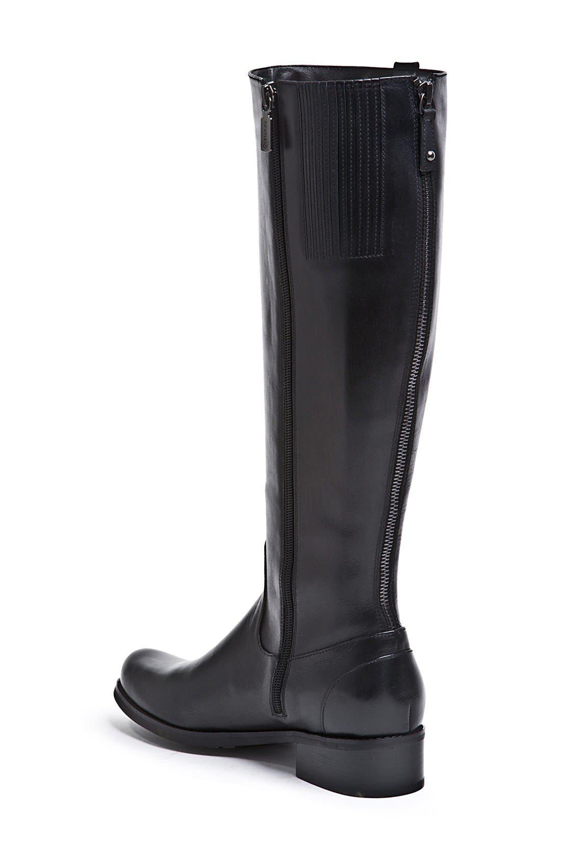 Alternate Image 2  - Blondo 'Victorina' Waterproof Leather Riding Boot (Women)