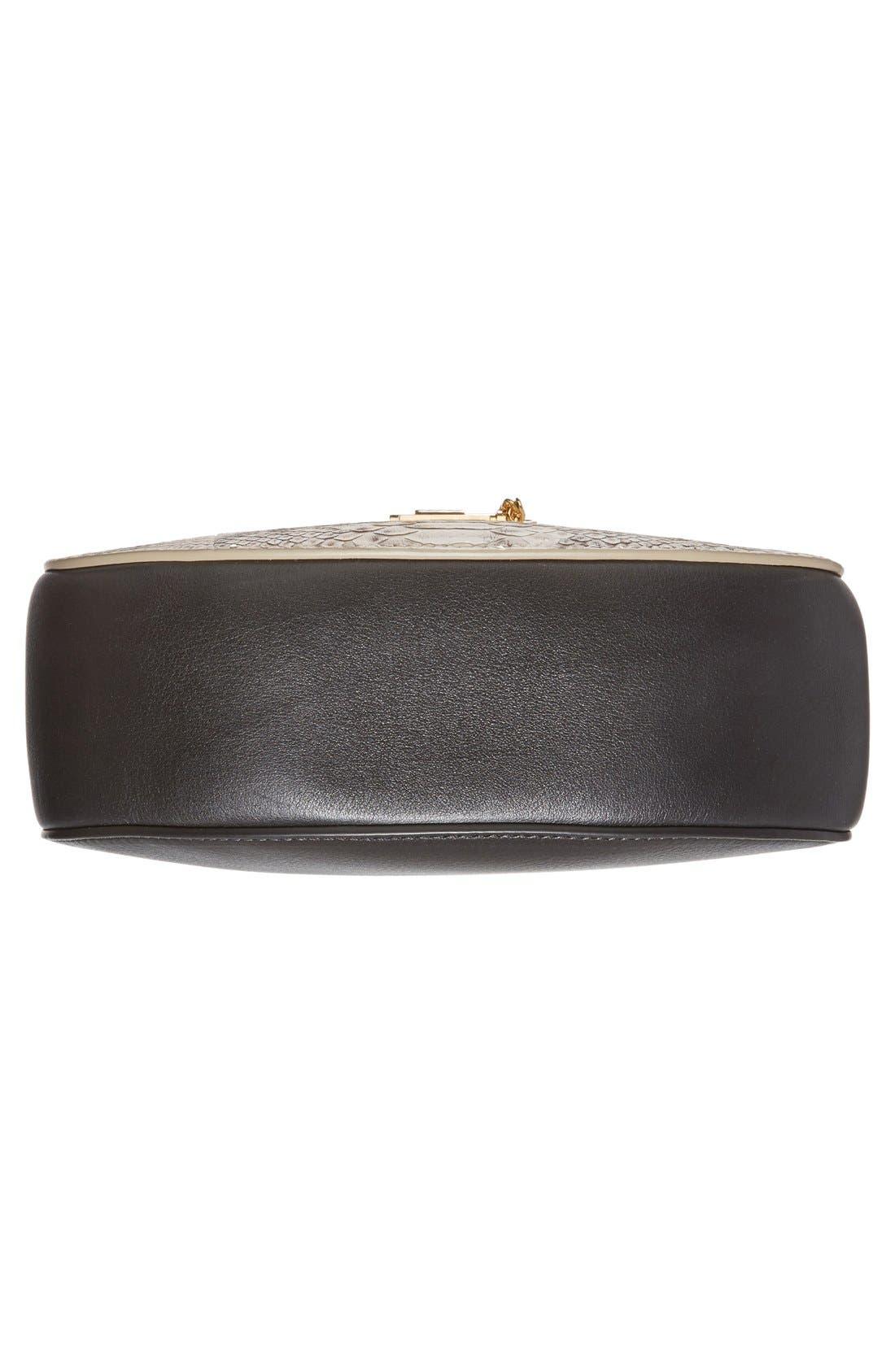 Alternate Image 6  - Chloé'Small Drew' Genuine Python & Calfskin Leather Crossbody Bag