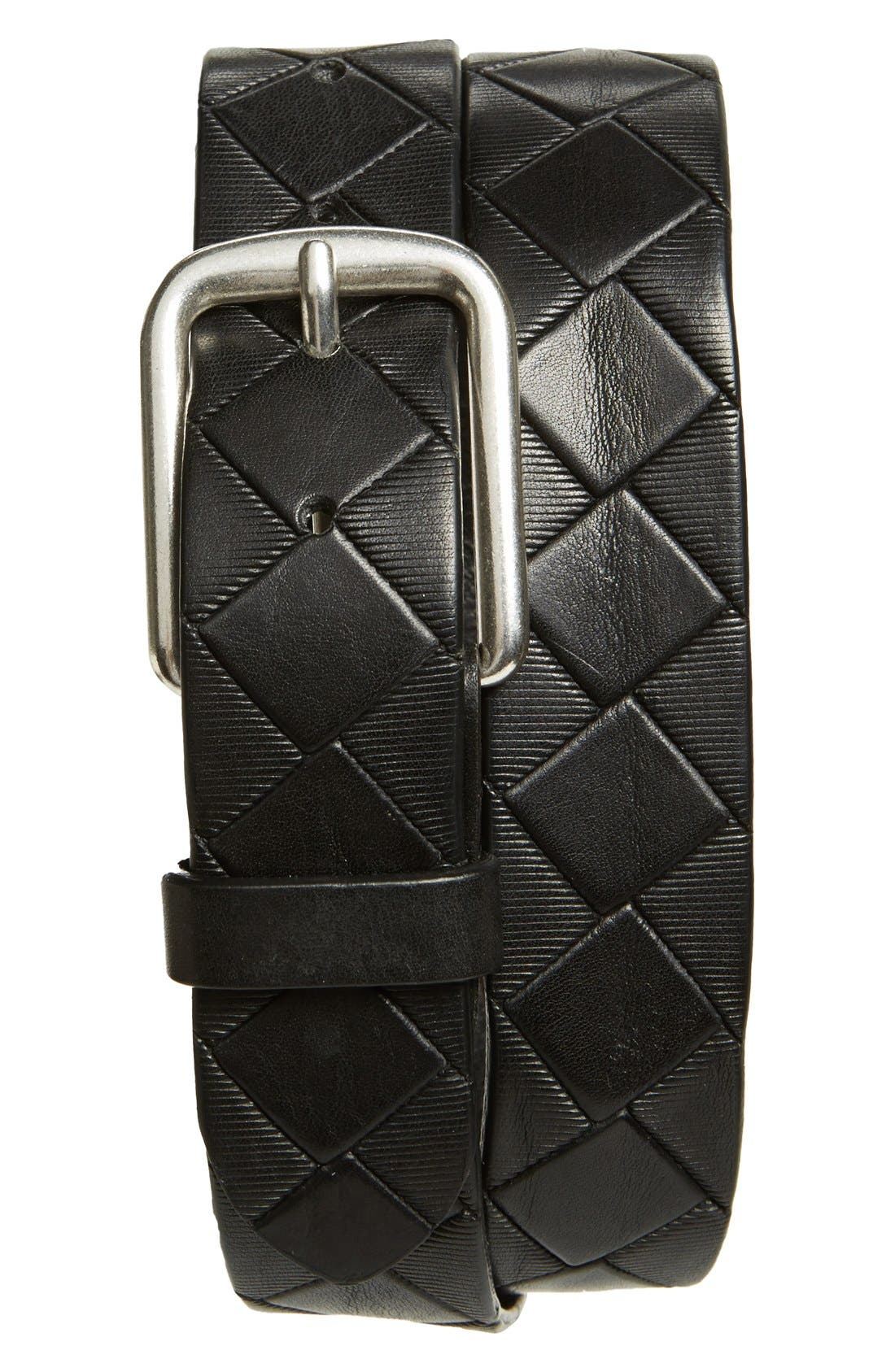Main Image - Remo Tulliani 'Dino' Leather Belt