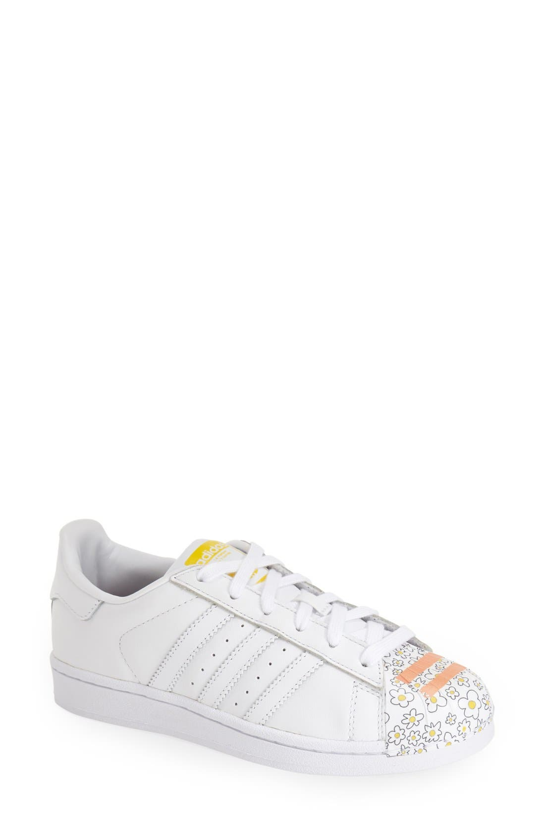 Alternate Image 8  - adidas 'Superstar Pharrell Supershell' Sneaker
