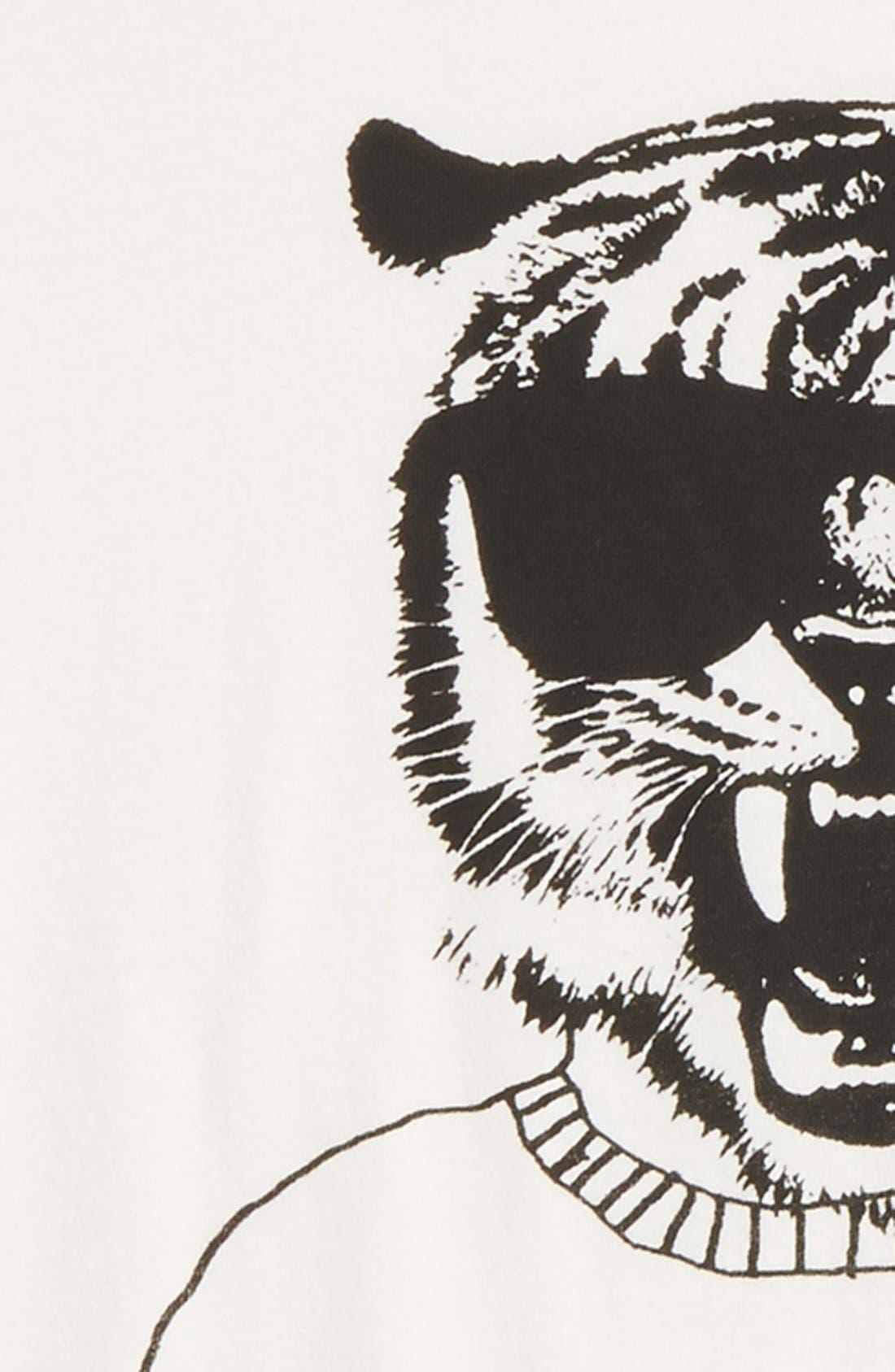 Alternate Image 2  - Mini &Maximus'I Bite' Graphic T-Shirt(Toddler Boys, Little Boys & Big Boys)