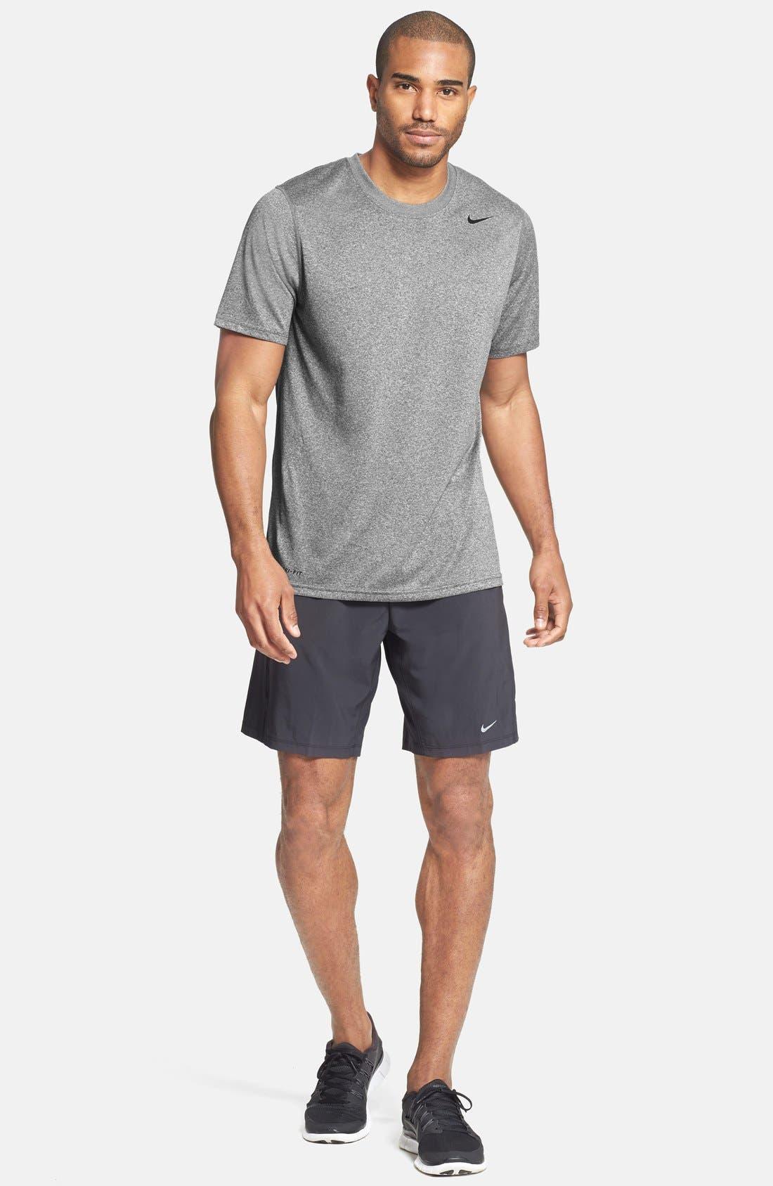 Alternate Image 5  - Nike Dri-FIT Woven Running Shorts