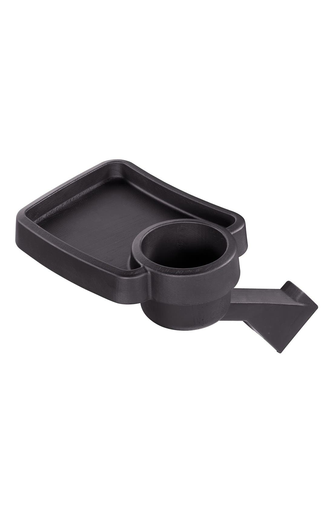 Snack Tray,                         Main,                         color, Black
