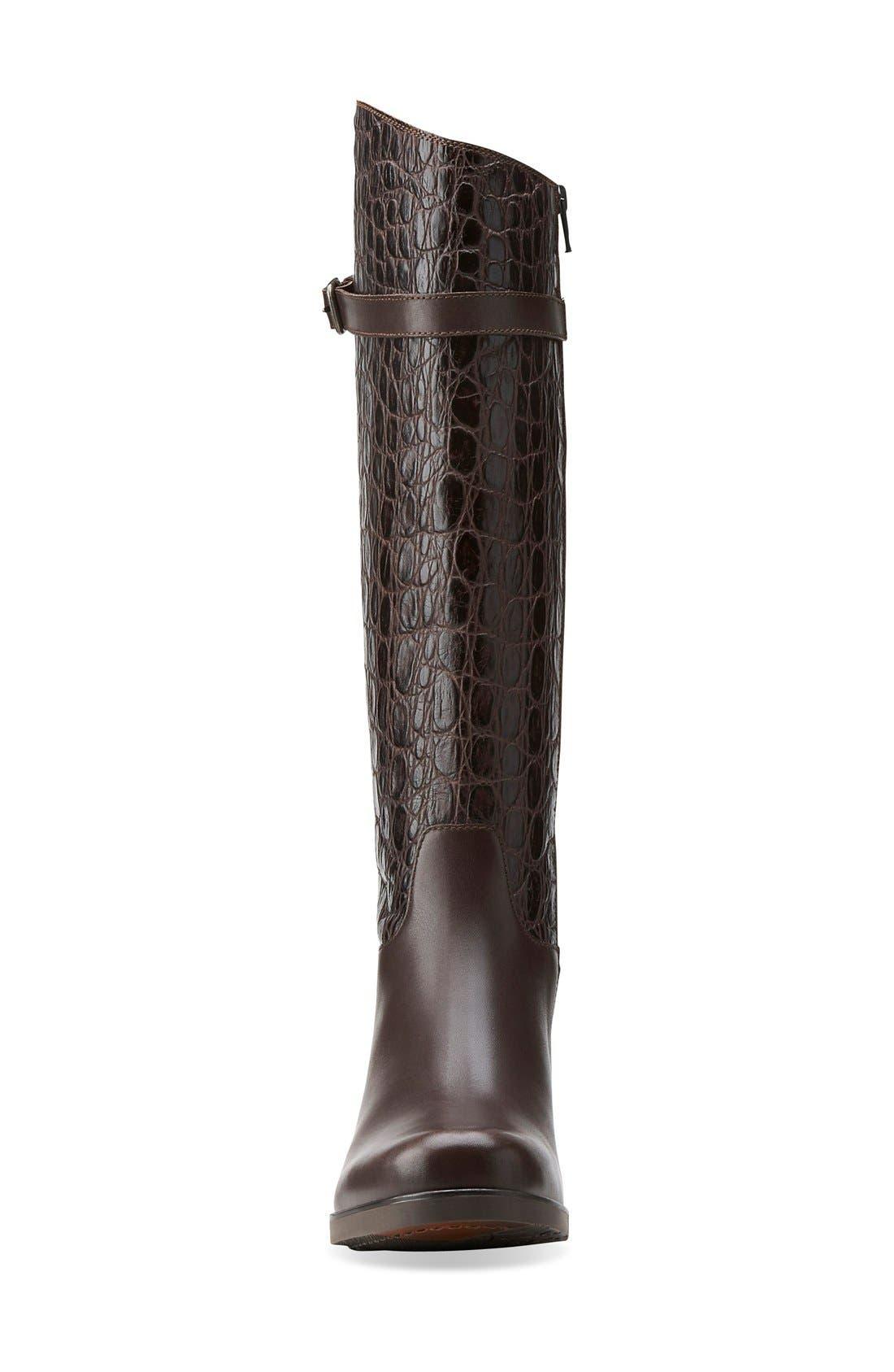 Alternate Image 3  - Clarks® 'HopedaleWish' Tall Boot (Women)