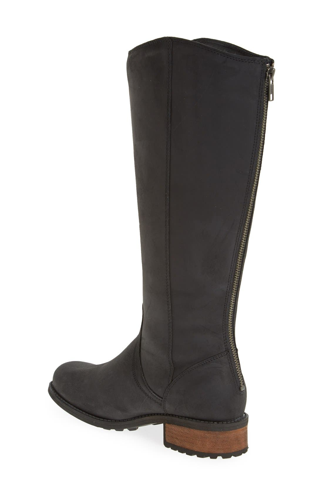 Alternate Image 2  - UGG® Australia 'Seldon' Water Resistant Boot (Women)