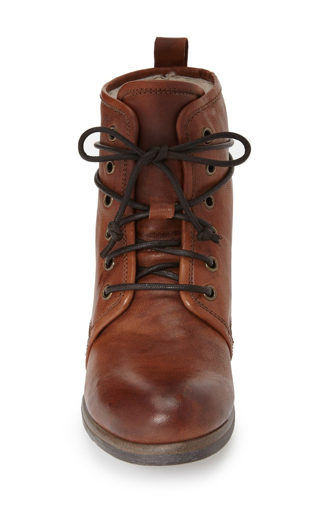 Alternate Image 3  - UGG® Collection 'Tesa' Lace-Up Ankle Boot (Women)