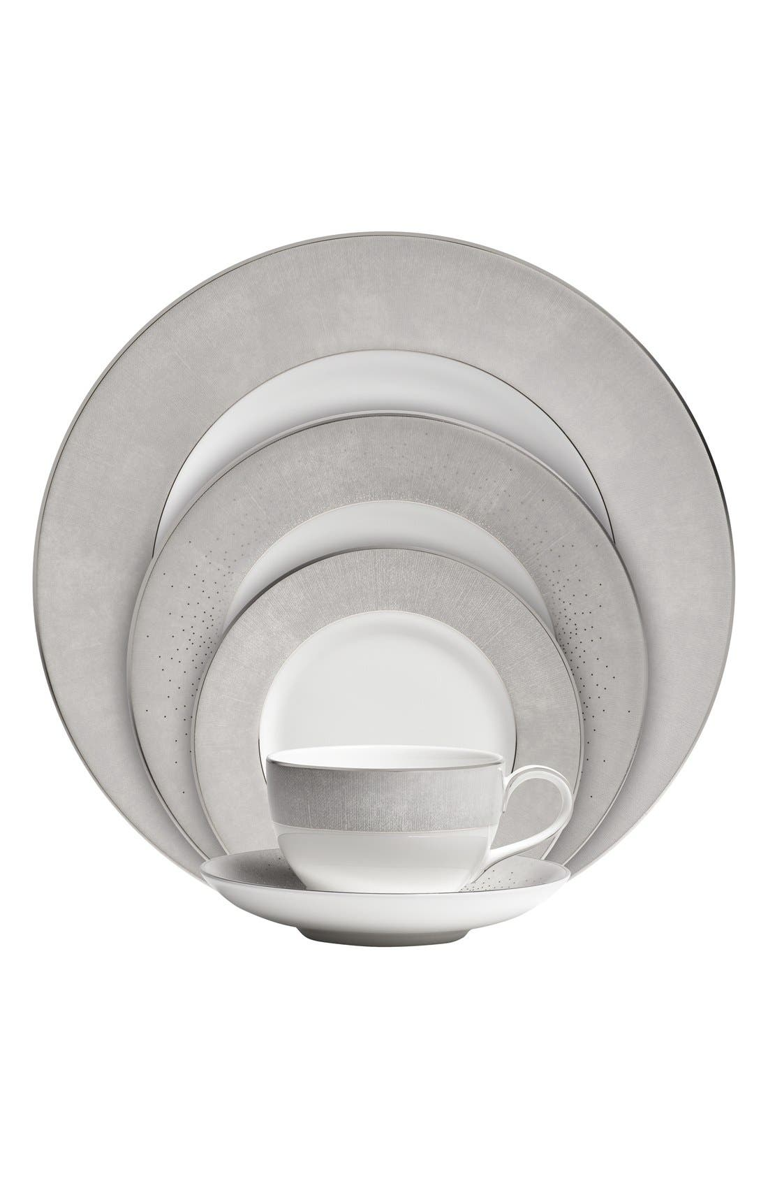 Monique Lhuillier Waterford 'Stardust' 5-Piece Bone China Dinnerware Place Setting