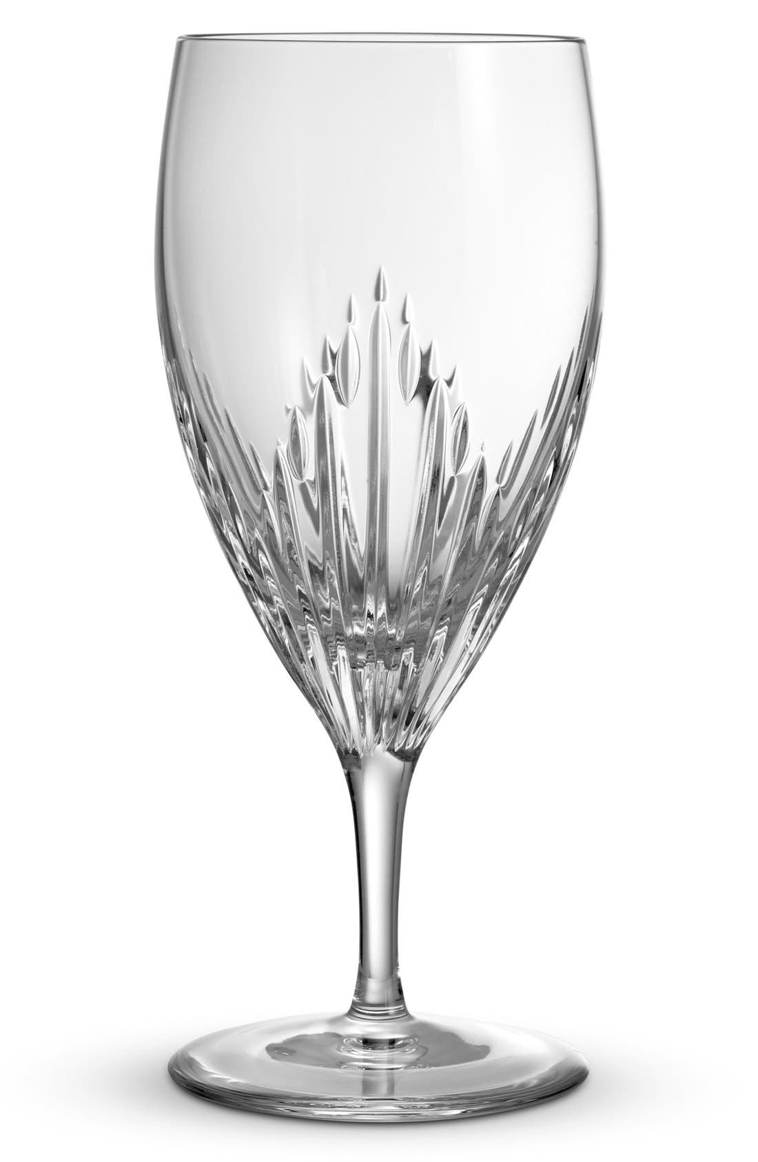MoniqueLhuillierWaterford 'Stardust' Lead Crystal Iced Beverage Glass,                         Main,                         color, Clear