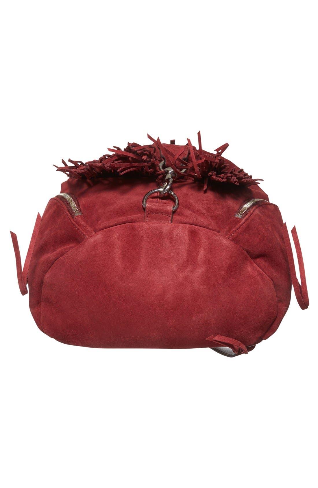 Alternate Image 6  - Rebecca Minkoff 'Julian' Leather Backpack