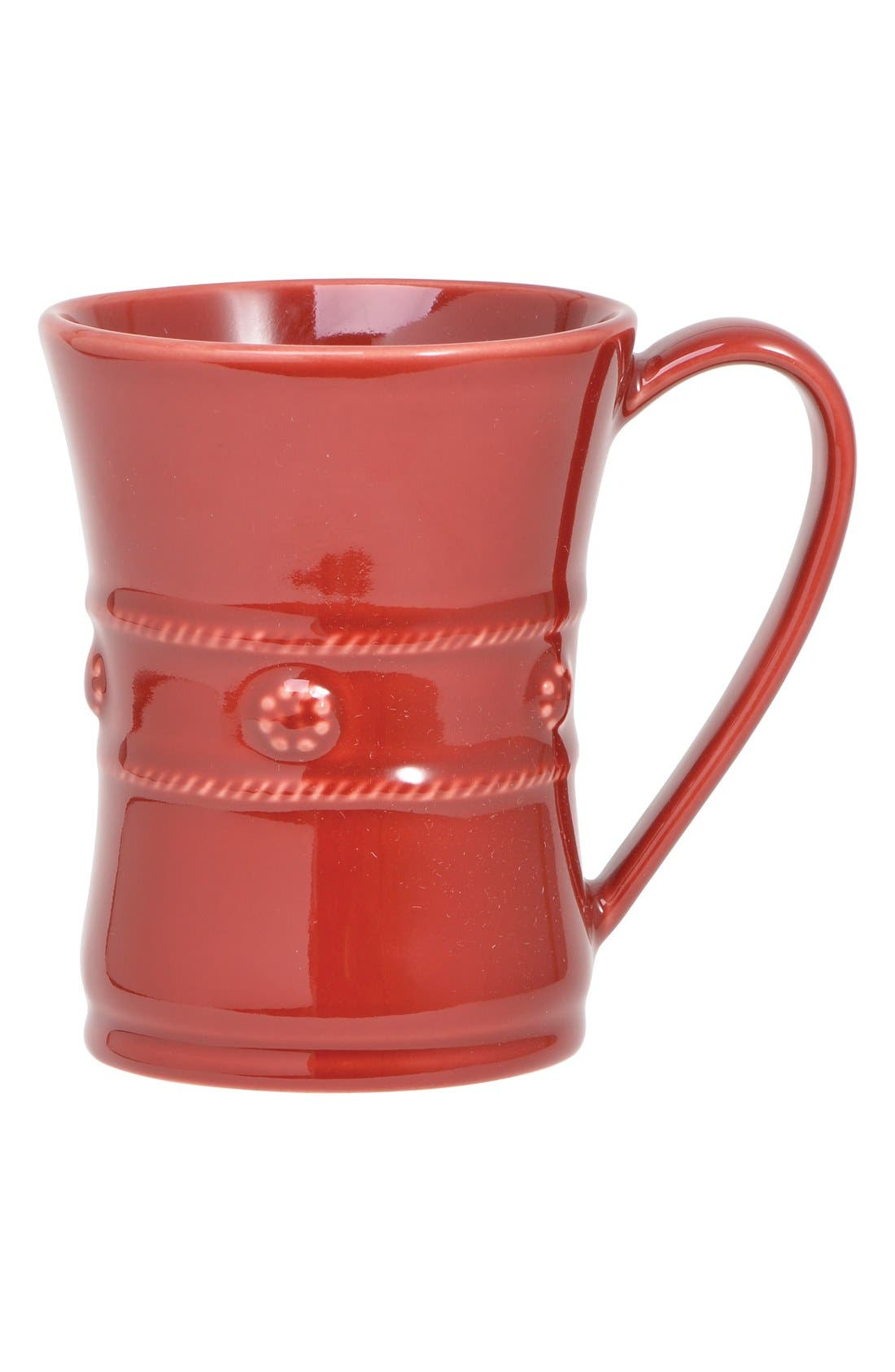 Alternate Image 1 Selected - Juliska 'Berry and Thread' Ceramic Coffee Mug