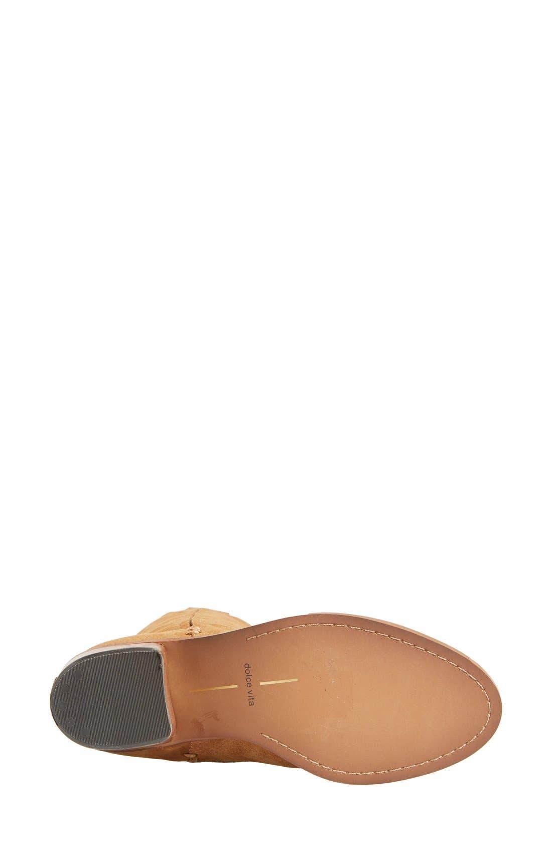 Alternate Image 4  - DolceVita 'Garnett' Boot (Women)