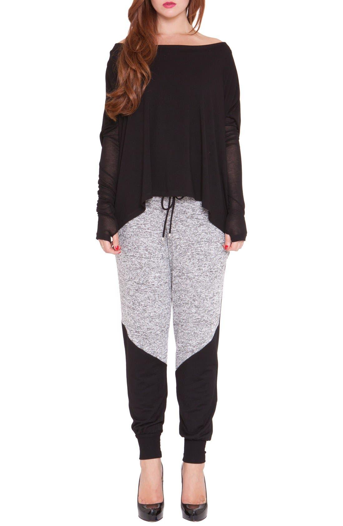 Olian'Willow' Maternity Jogger Pants