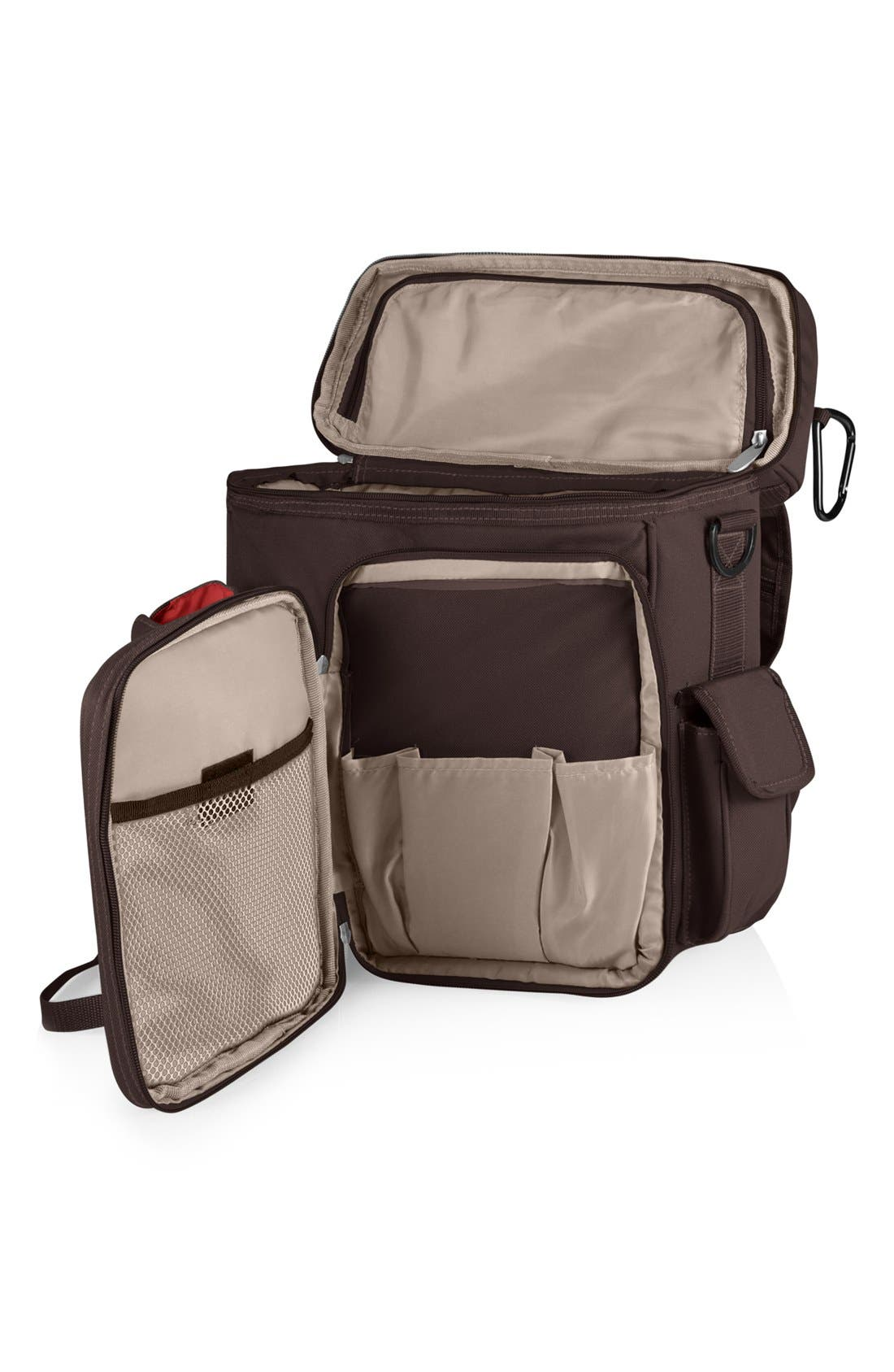Alternate Image 2  - Picnic Time Turismo Insulated Cooler Backpack
