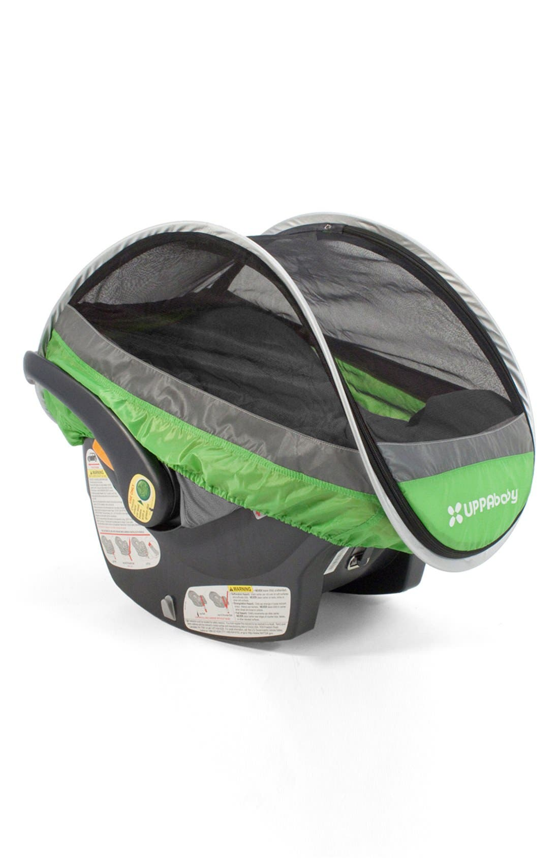 Alternate Image 1 Selected - UPPAbaby 'Cabana' Infant Car Seat All-Weather Shield