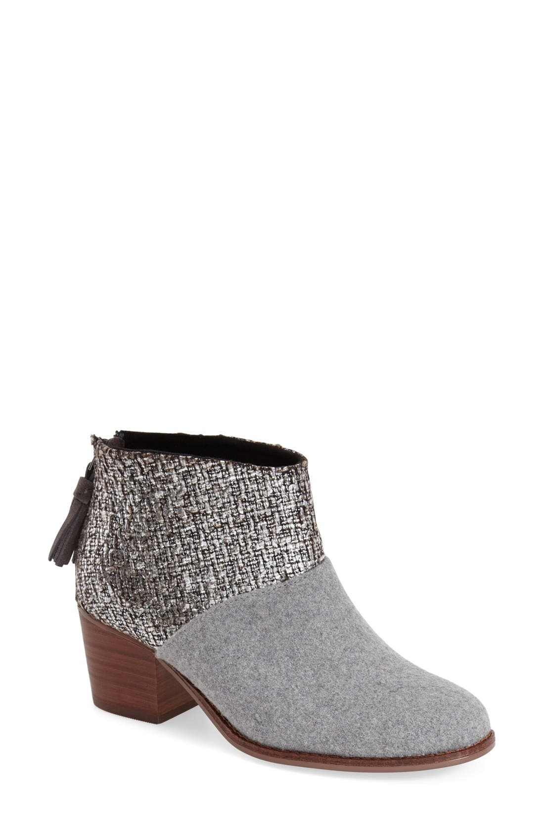 Alternate Image 1 Selected - TOMS 'Leila'  Bootie (Women)