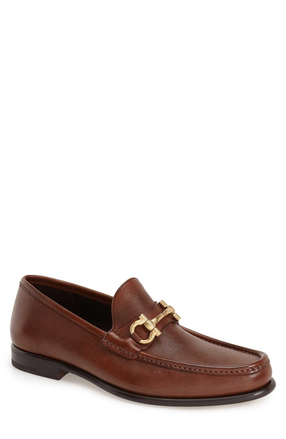 Salvatore Ferragamo 'Mason' Bit Loafer (Men)
