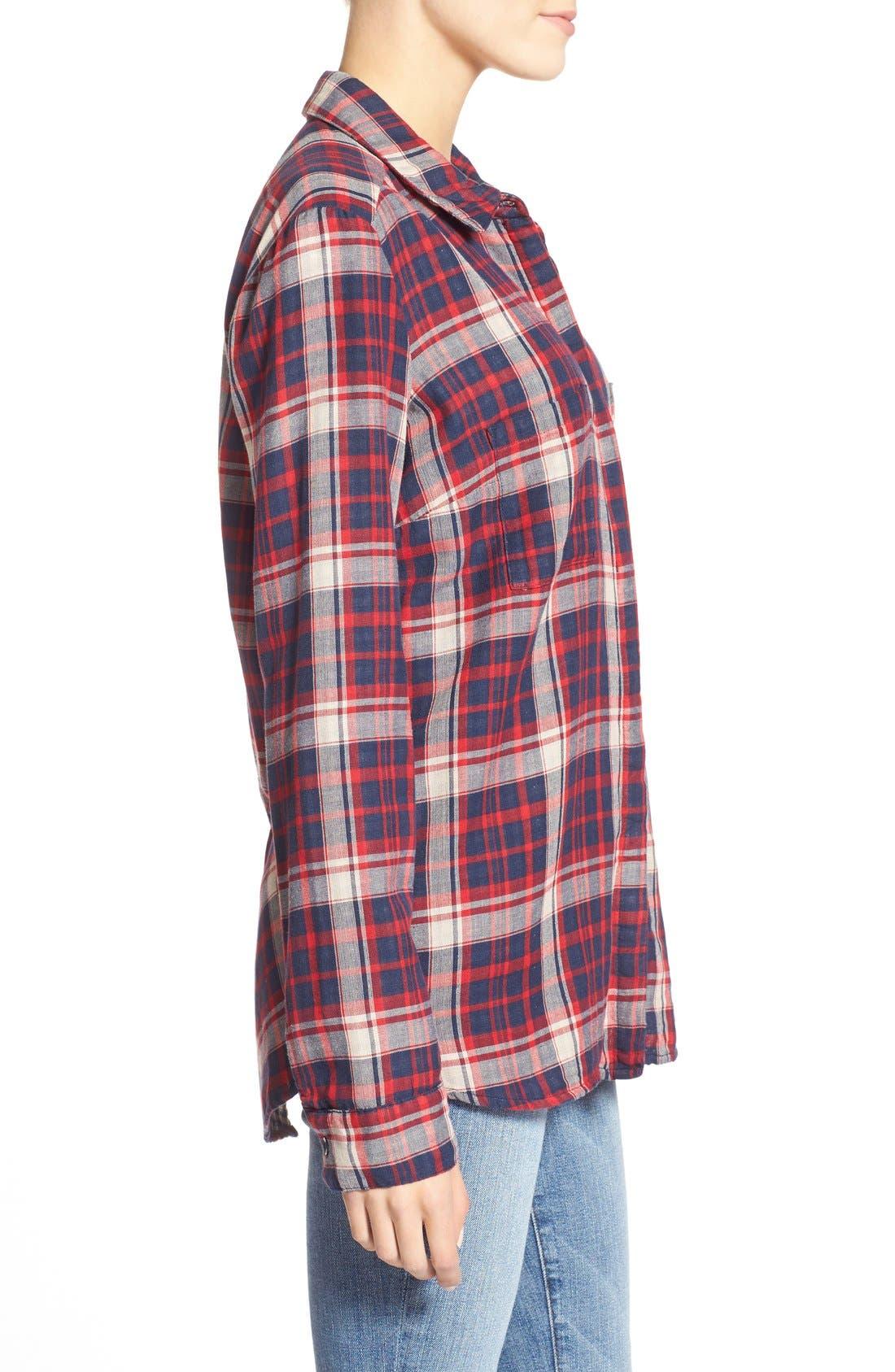 Alternate Image 3  - Splendid'Hunter' Plaid Shirt